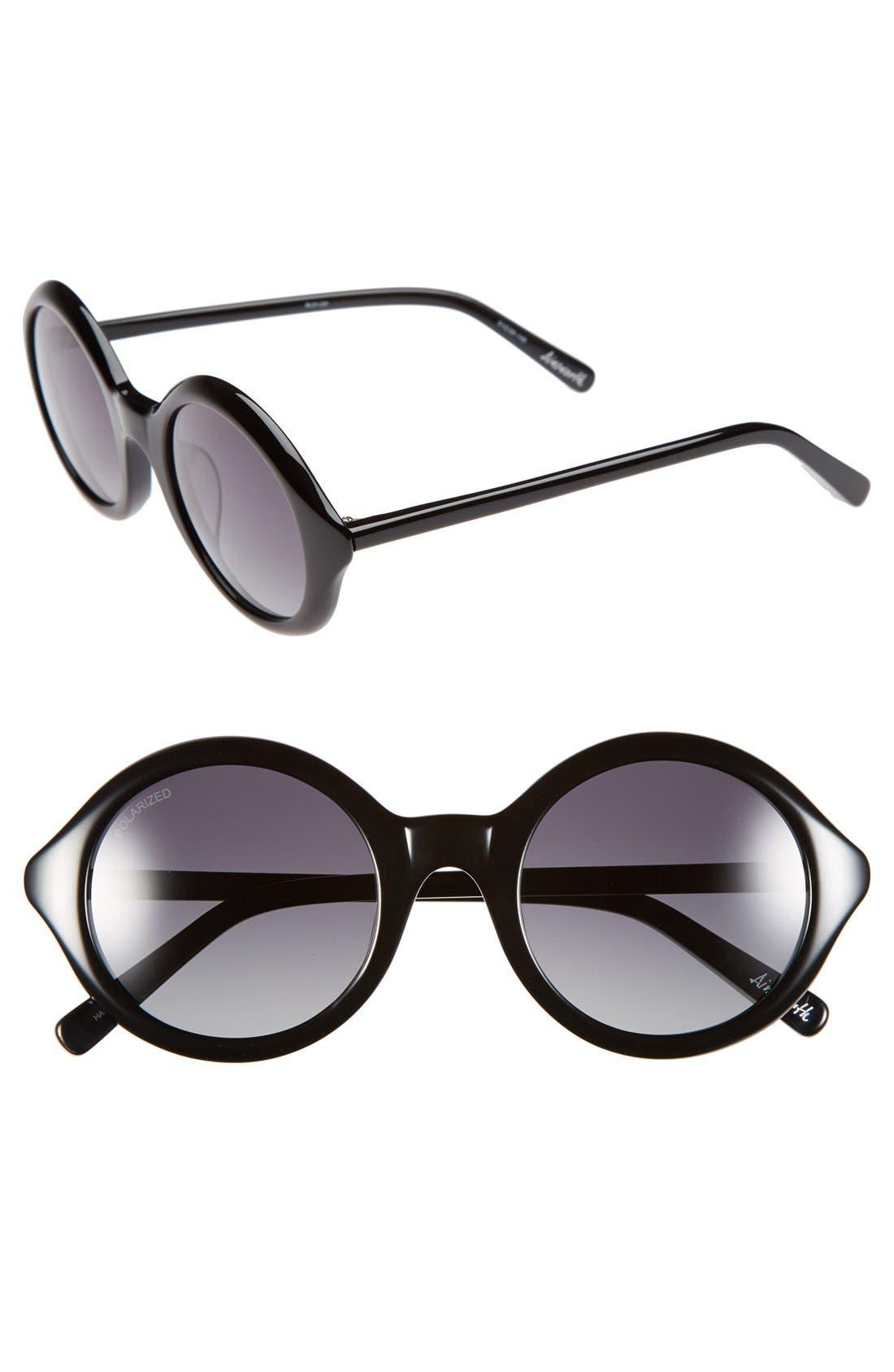 Main Image - Elizabeth and James 'Ainsworth' 51mm Polarized Sunglasses