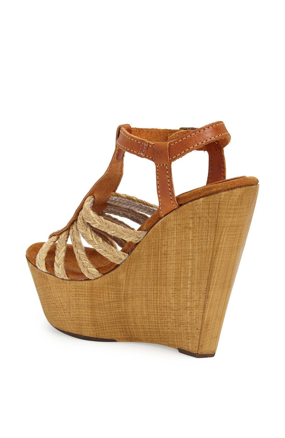 Alternate Image 2  - Sbicca 'Bimini' Wedge Sandal