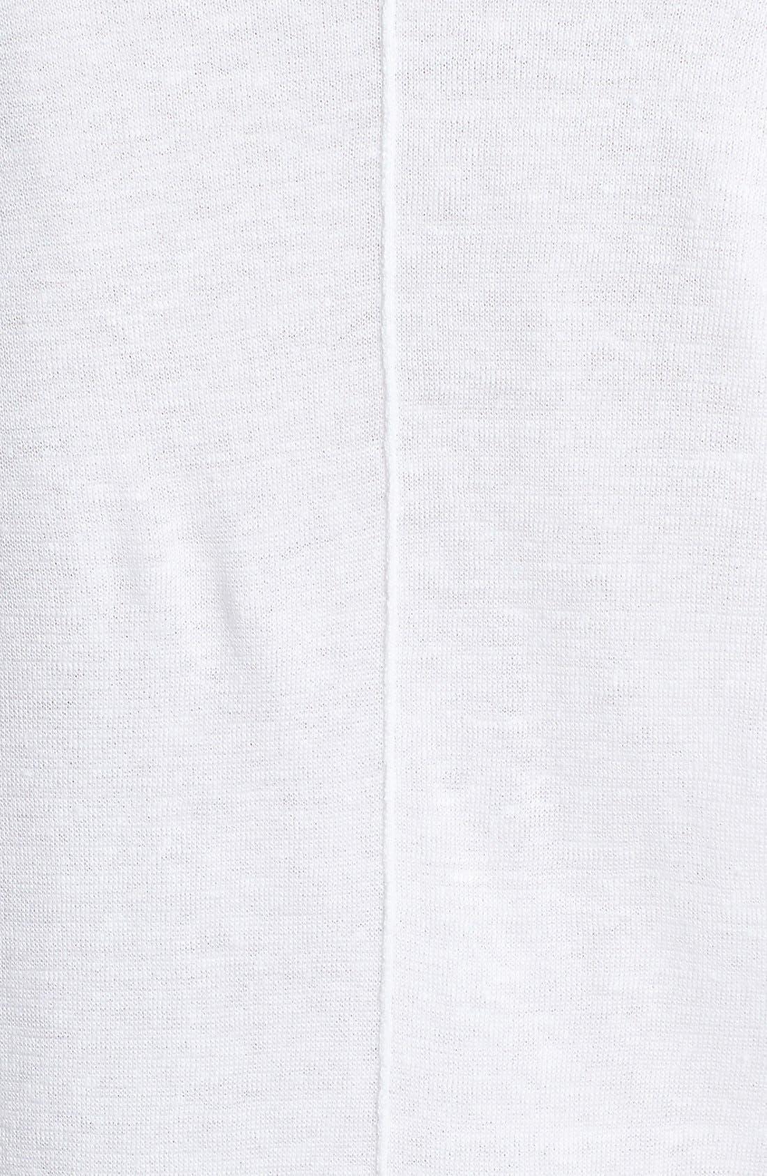 Alternate Image 3  - Eileen Fisher Long Linen Cardigan