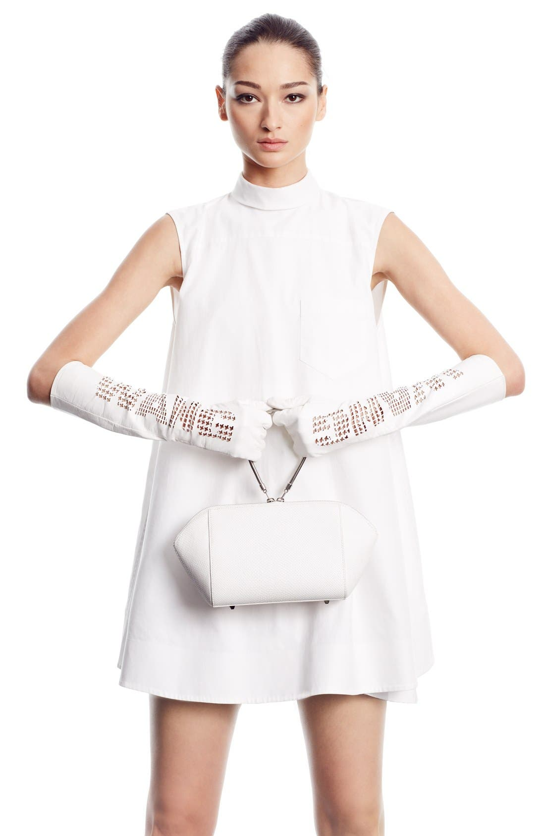 Alternate Image 4  - Alexander Wang 'Chastity' Leather Clutch