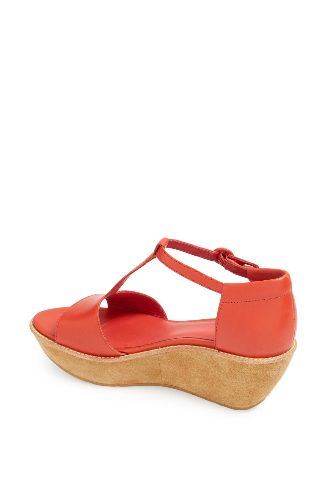 Alternate Image 2  - Camper 'Damas' T-Strap Wedge Sandal