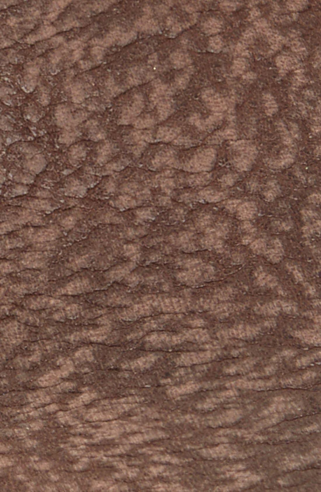 Alternate Image 2  - DIESEL® 'Biflav' Leather Belt