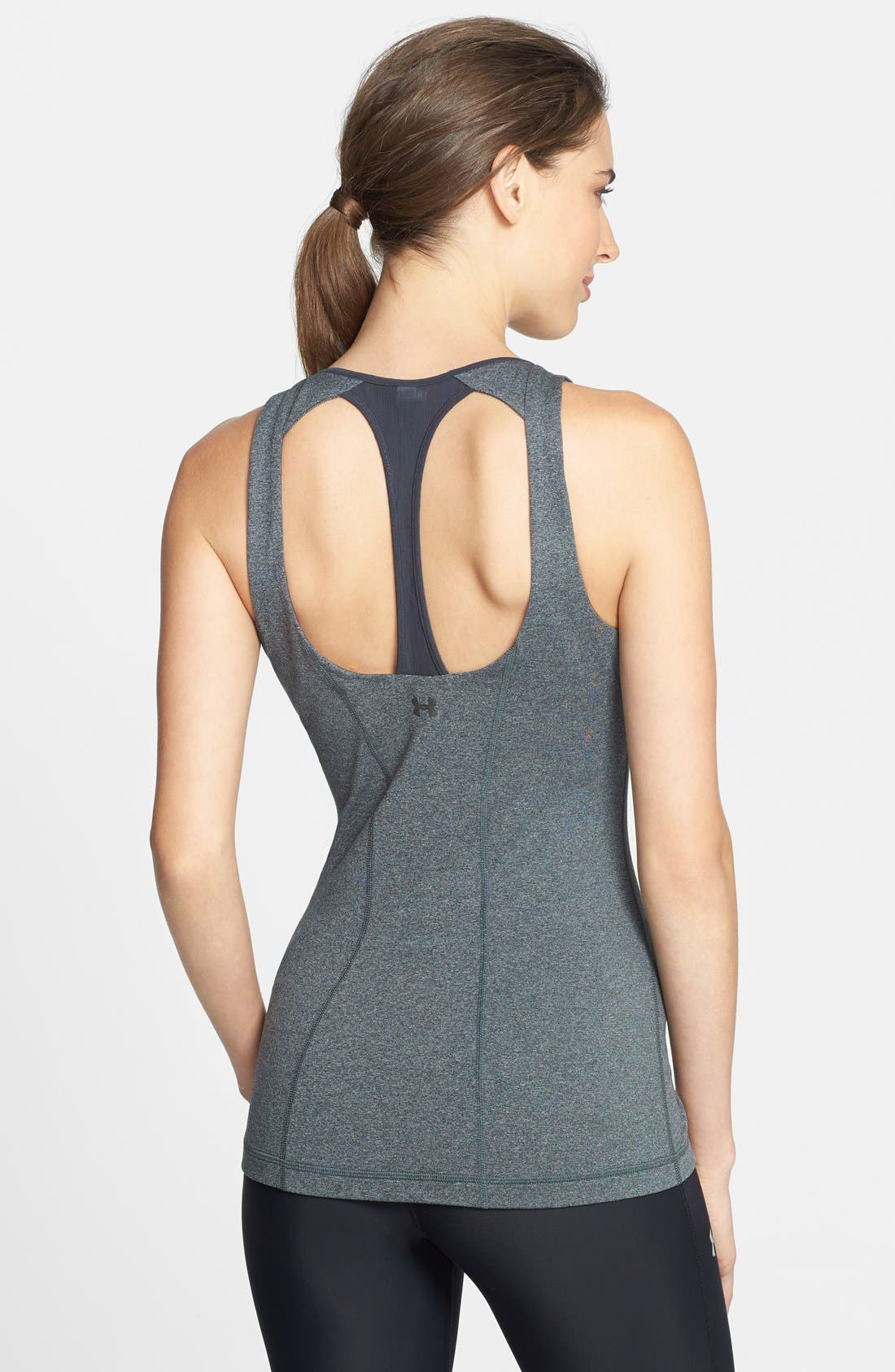 Alternate Image 2  - Under Armour 'Back in Action' Tank