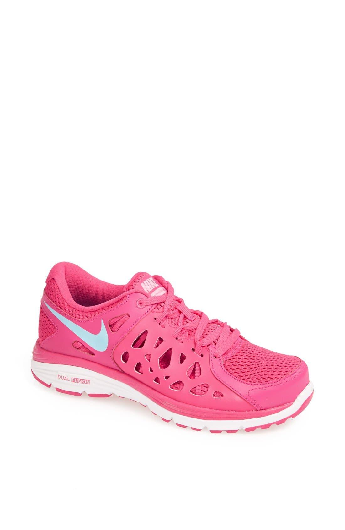 Alternate Image 1 Selected - Nike 'Dual Fusion 2.0' Running Shoe (Women)