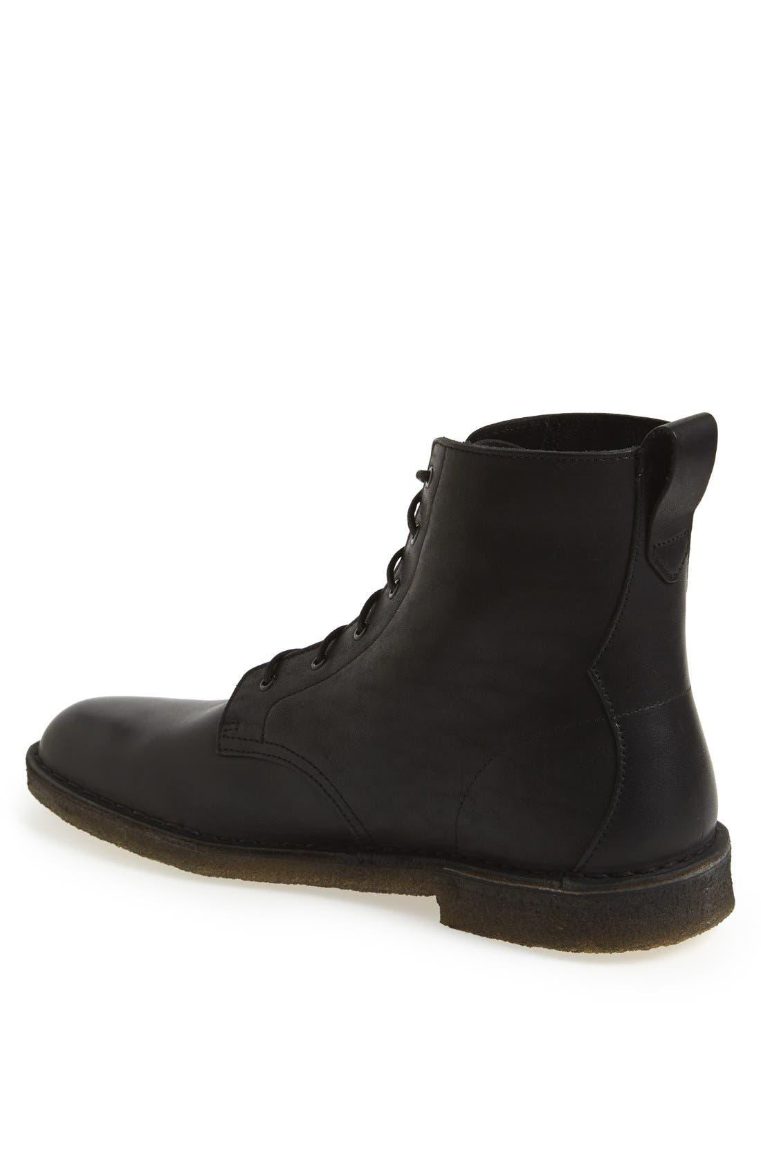 Alternate Image 2  - Clarks 'Desert Mali' Plain Boot (Men)