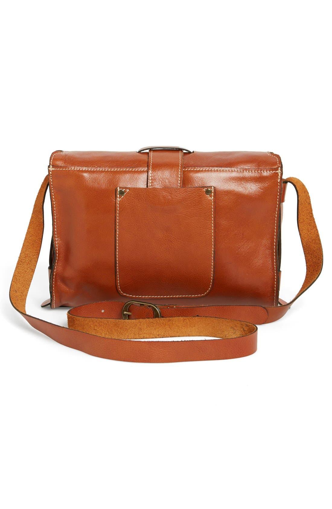 Alternate Image 4  - Patricia Nash 'Mantova' Leather Crossbody Bag