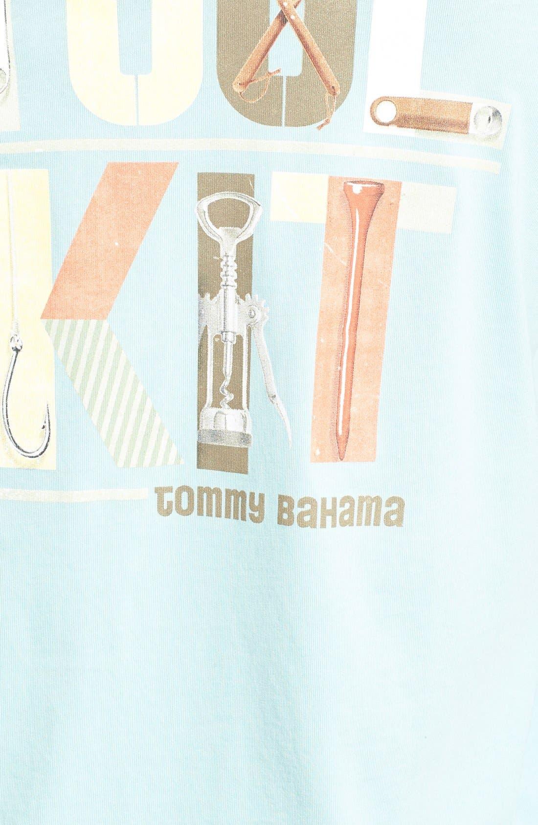 Alternate Image 3  - Tommy Bahama 'Weekend Tool Kit' Regular Fit T-Shirt