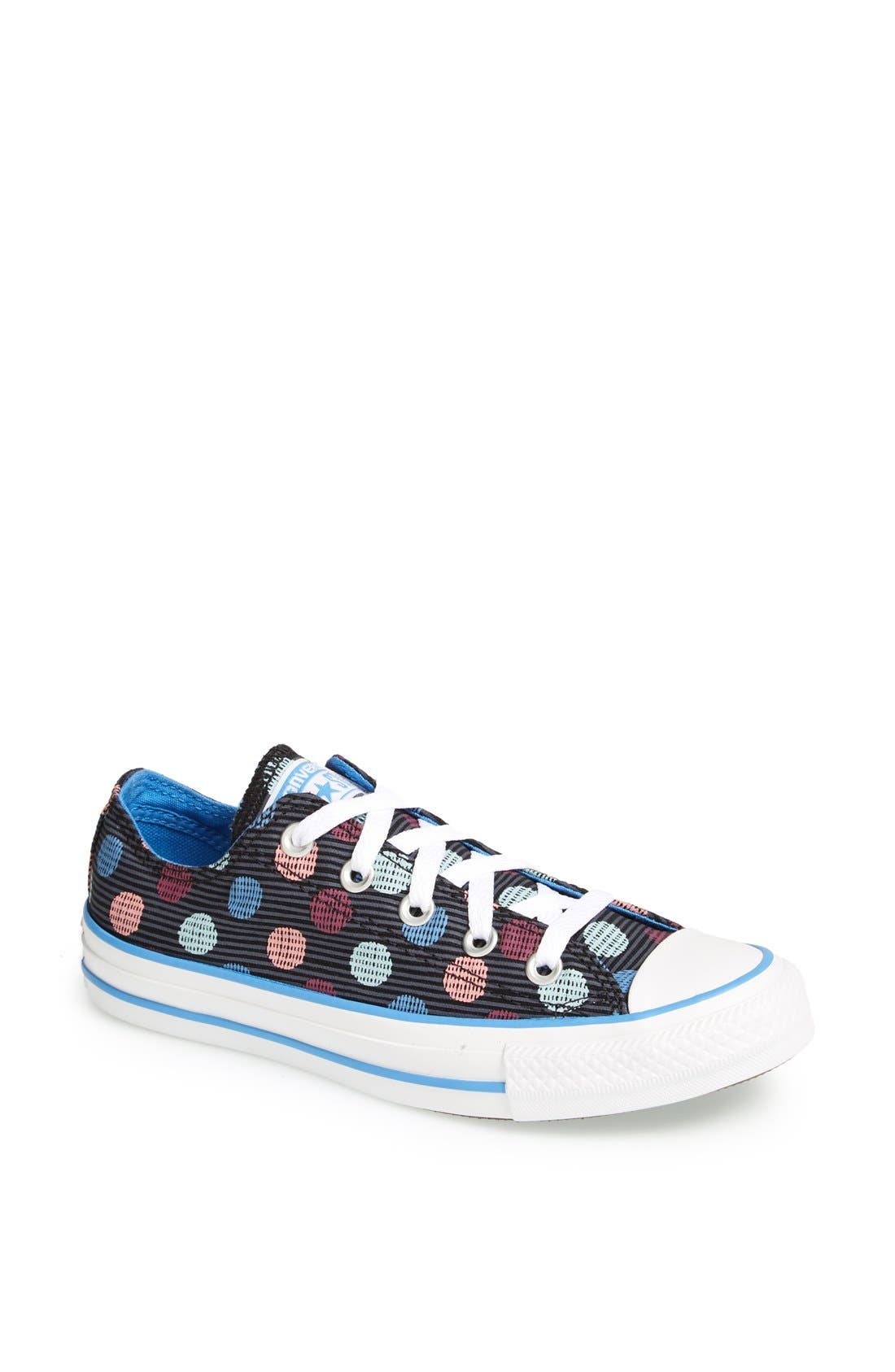 Alternate Image 1 Selected - Converse Chuck Taylor® All Star® 'Polka Dot Ox' Sneaker (Women)
