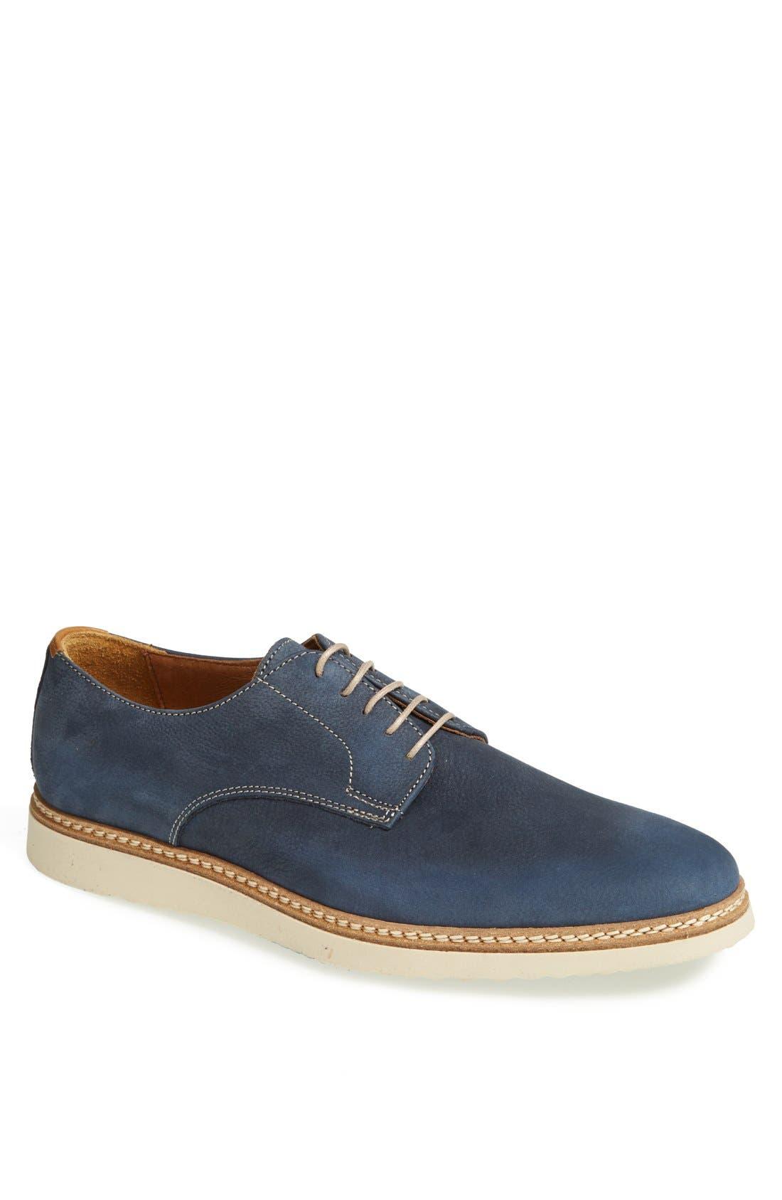 Main Image - Modern Vintage 'Achilles' Plain Toe Derby