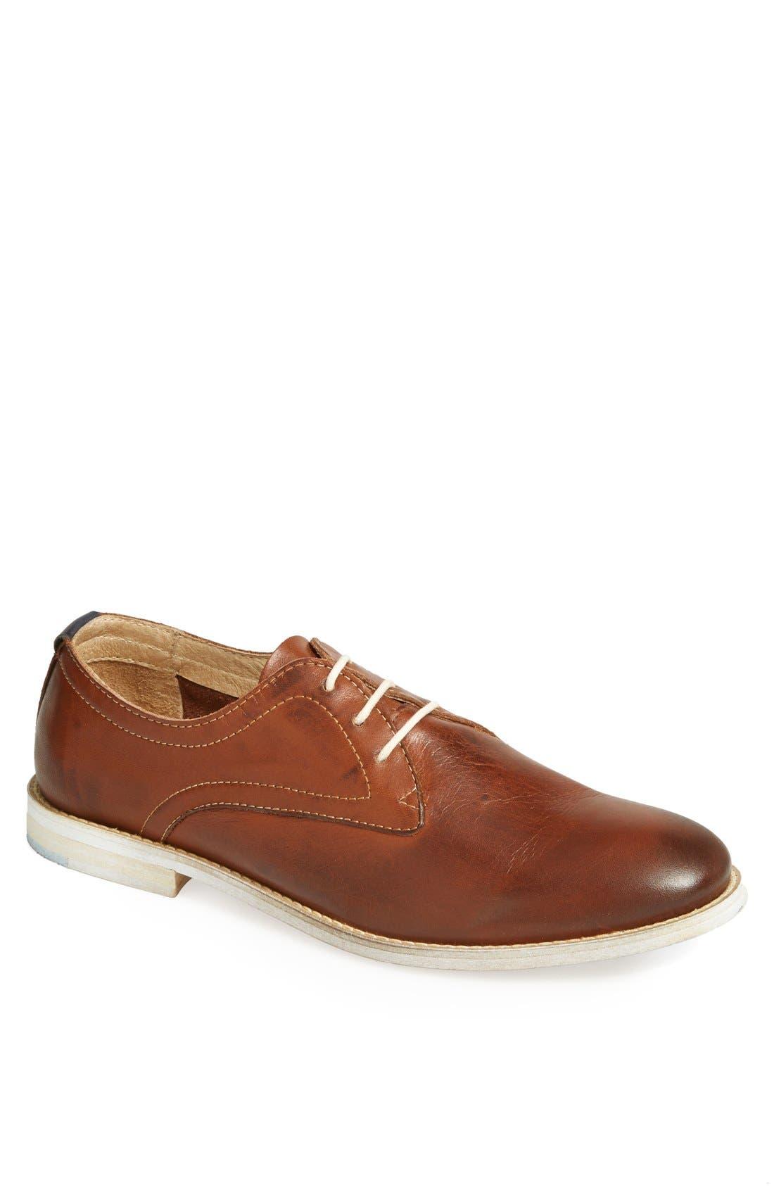 Alternate Image 1 Selected - ALDO 'Bovell' Plain Toe Derby (Men)