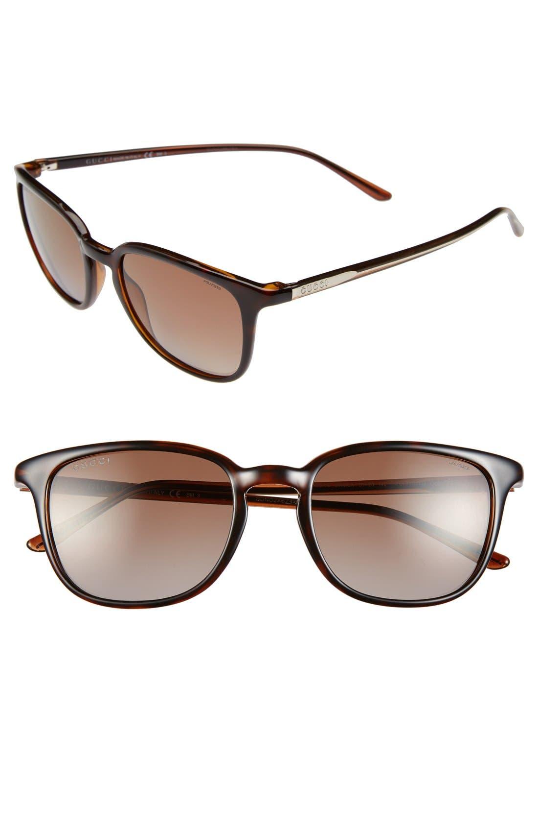 Main Image - Gucci '1067S' 51mm Sunglasses