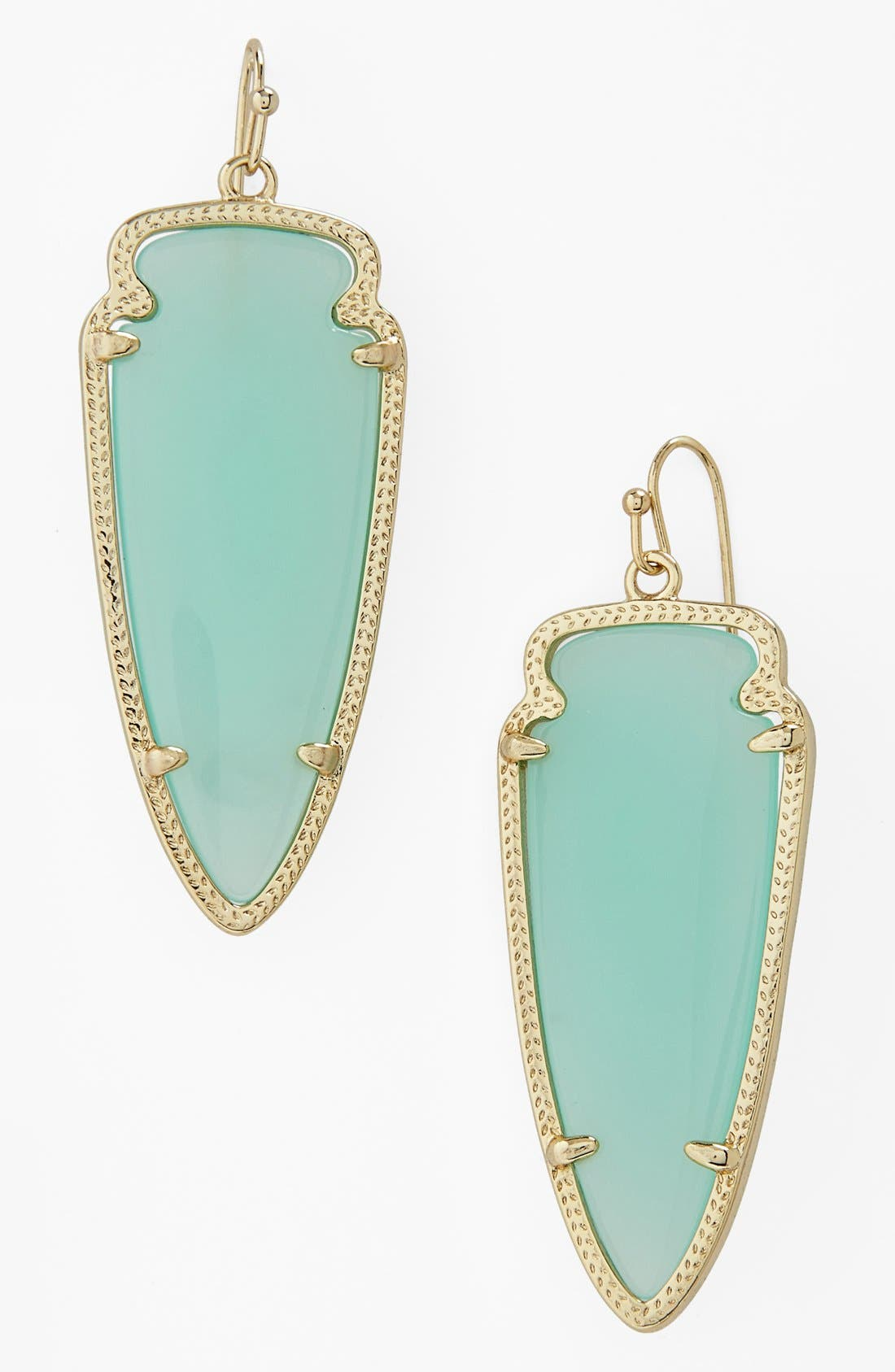 Main Image - Kendra Scott 'Skylar Spear' Statement Earrings
