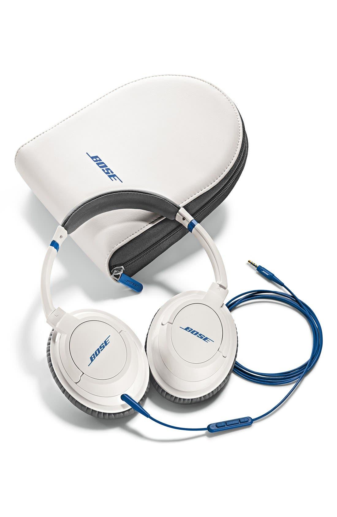 Alternate Image 2  - Bose® SoundTrue™ Around-Ear Headphones