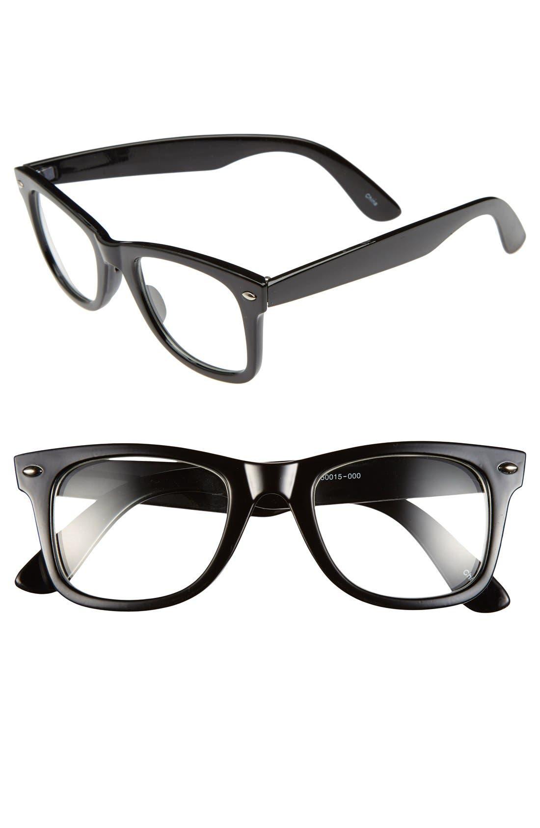 Alternate Image 1 Selected - Icon Eyewear 50mm Retro Glasses