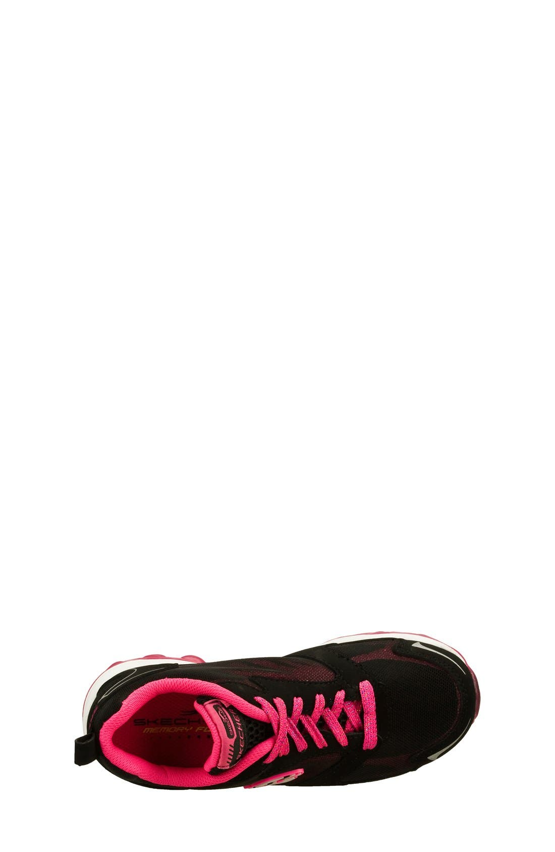 Alternate Image 5  - SKECHERS 'Skech Air - Bizzy Bounce' Sneaker (Toddler, Little Kid & Big Kid)