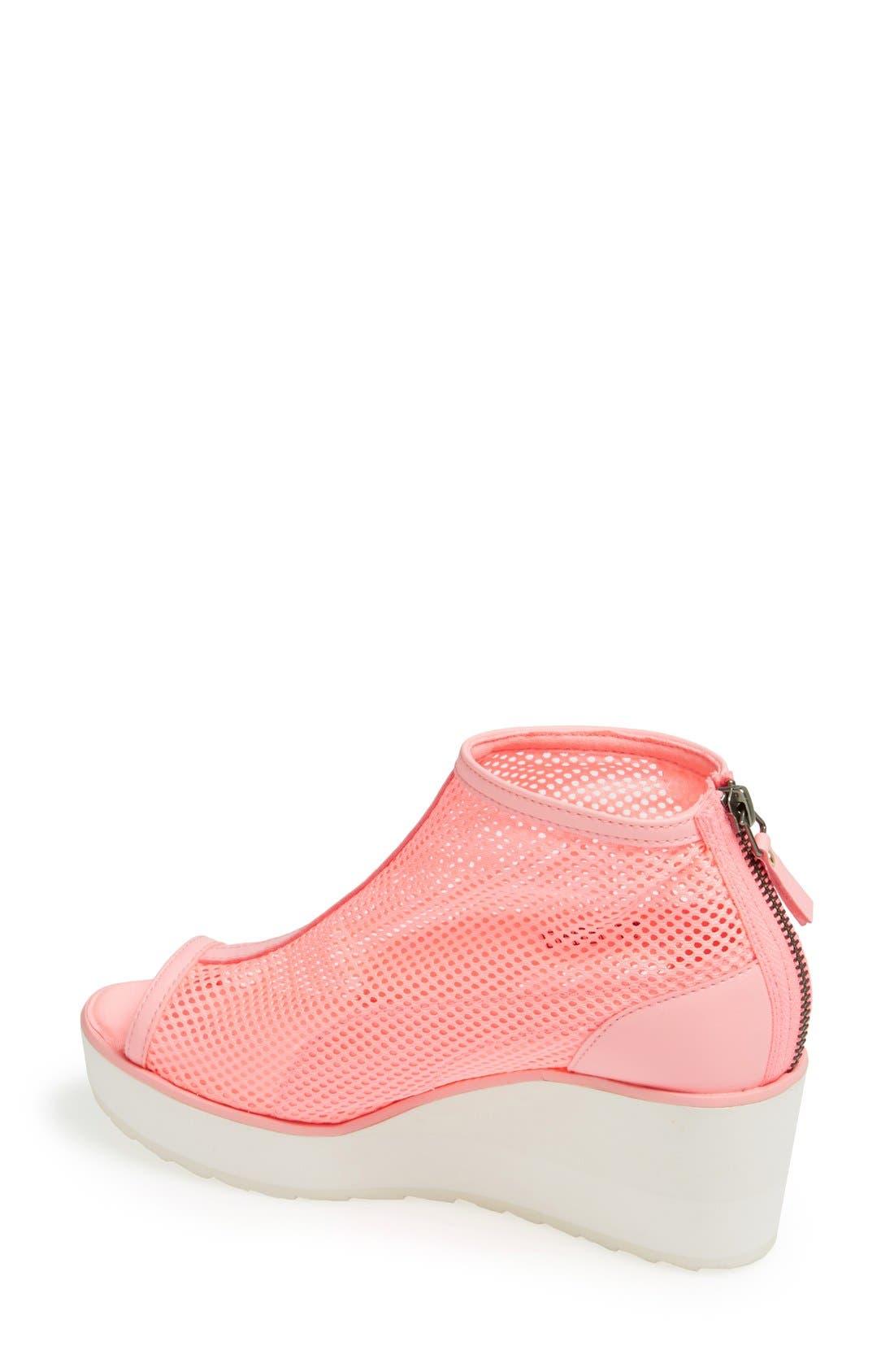 Alternate Image 2  - PUMA by Hussein Chalayan 'Hakkoda' Open Toe Wedge Sneaker