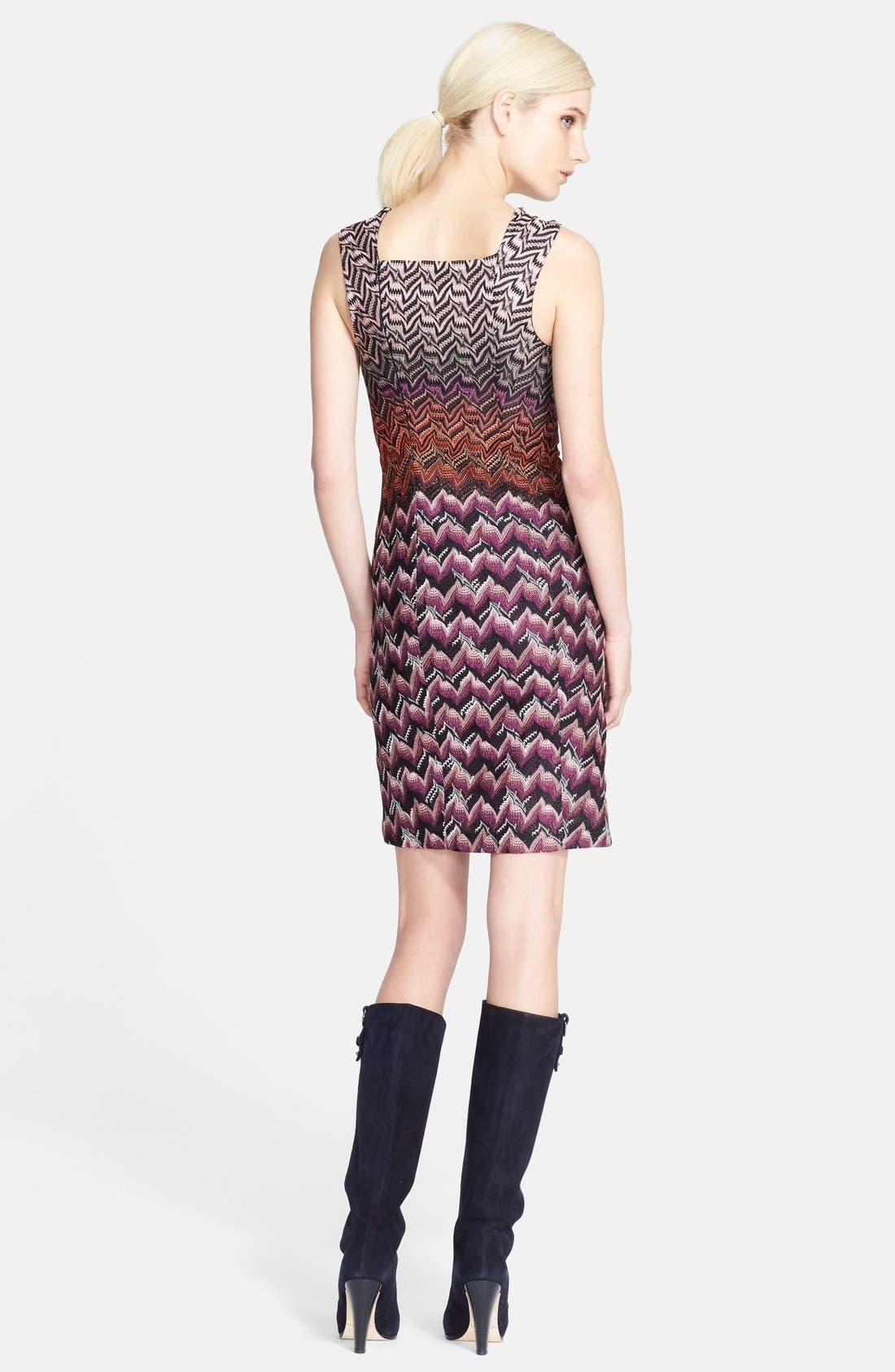 Alternate Image 2  - Missoni Sequin Detail Knit Dress