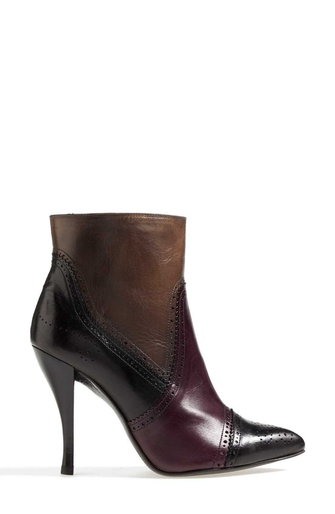 Alternate Image 4  - Pedro Garcia 'Harriet' Brogue Boot (Women) (Nordstrom Exclusive)