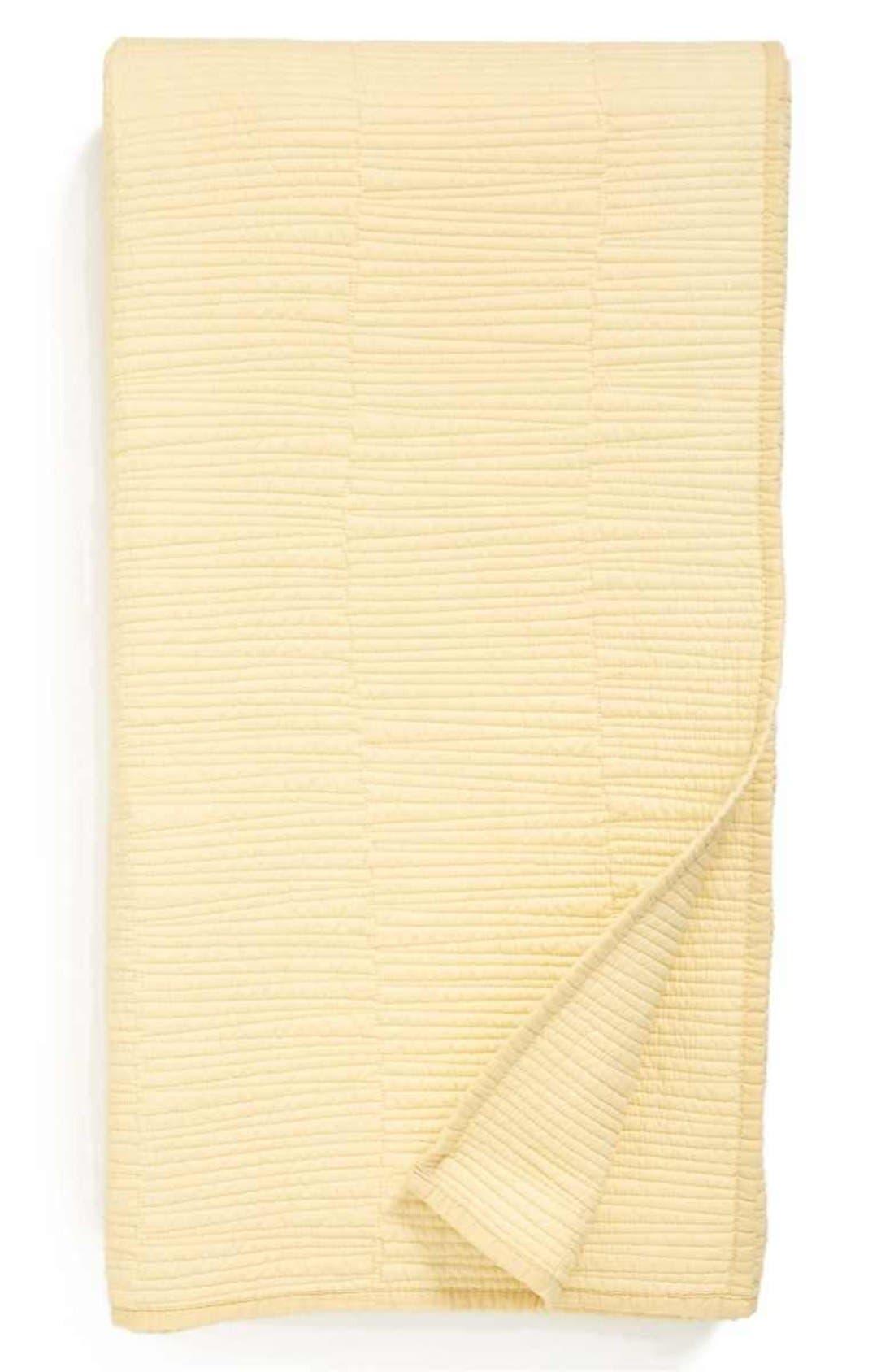 Alternate Image 1 Selected - Donna Karan 'Atmosphere' Cotton Quilt (Online Only)