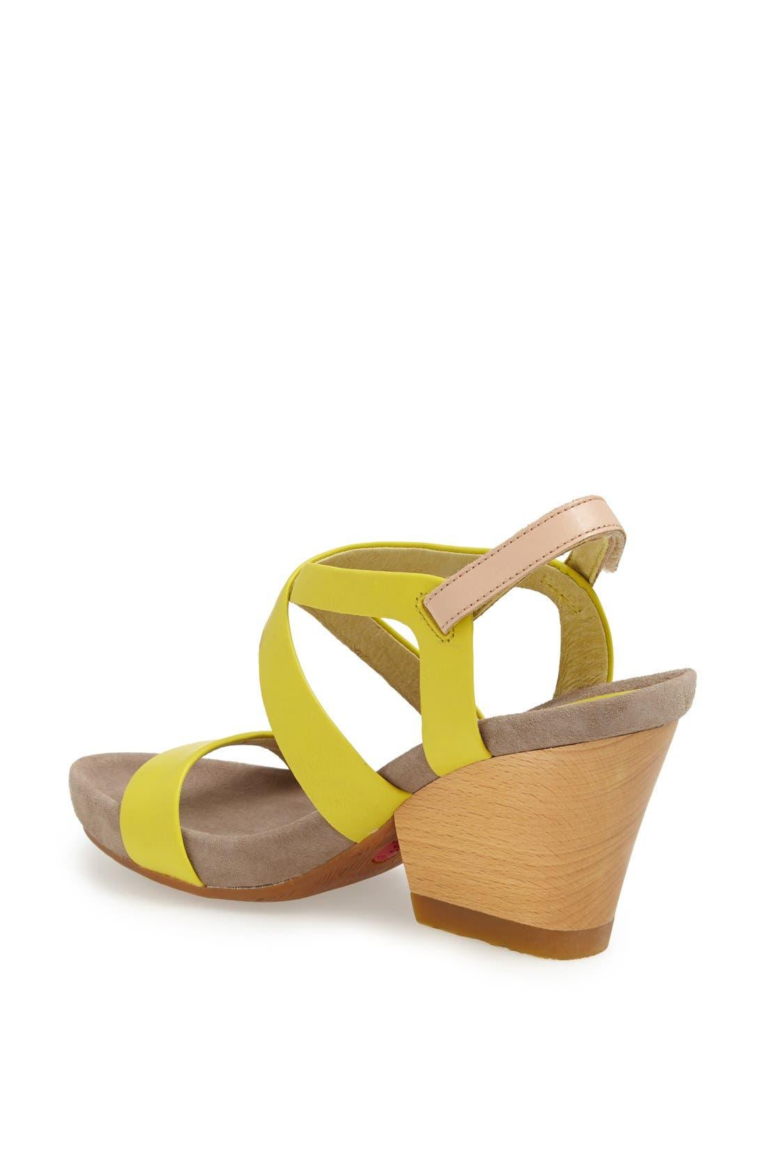 Alternate Image 2  - Camper 'Allegra' Block Heel Sandal