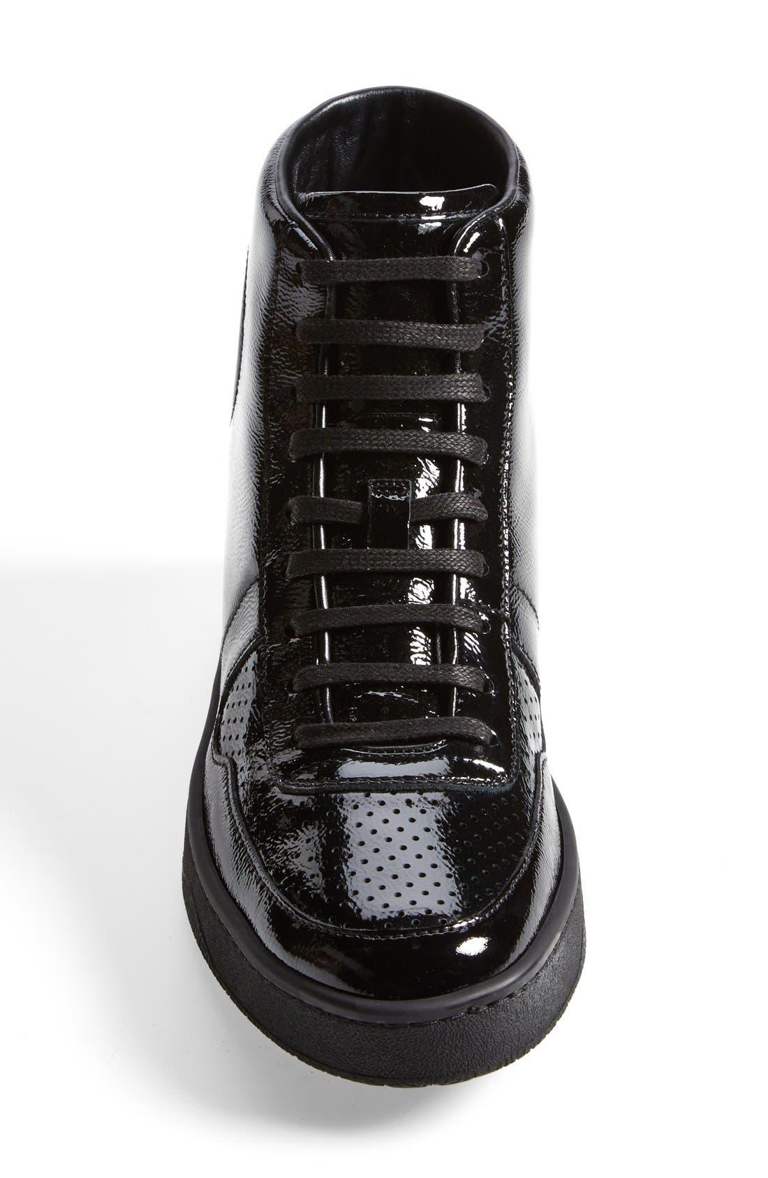 Alternate Image 3  - Gucci 'Soho' High Top Sneaker (Women)