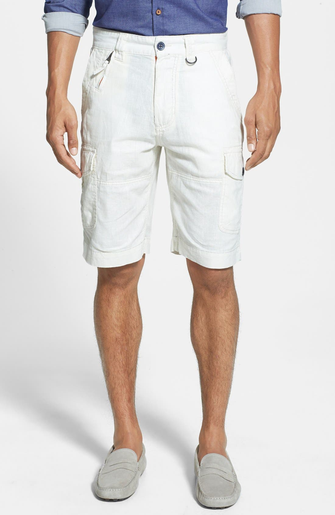 Alternate Image 1 Selected - Robert Graham 'Lemons' Cargo Shorts