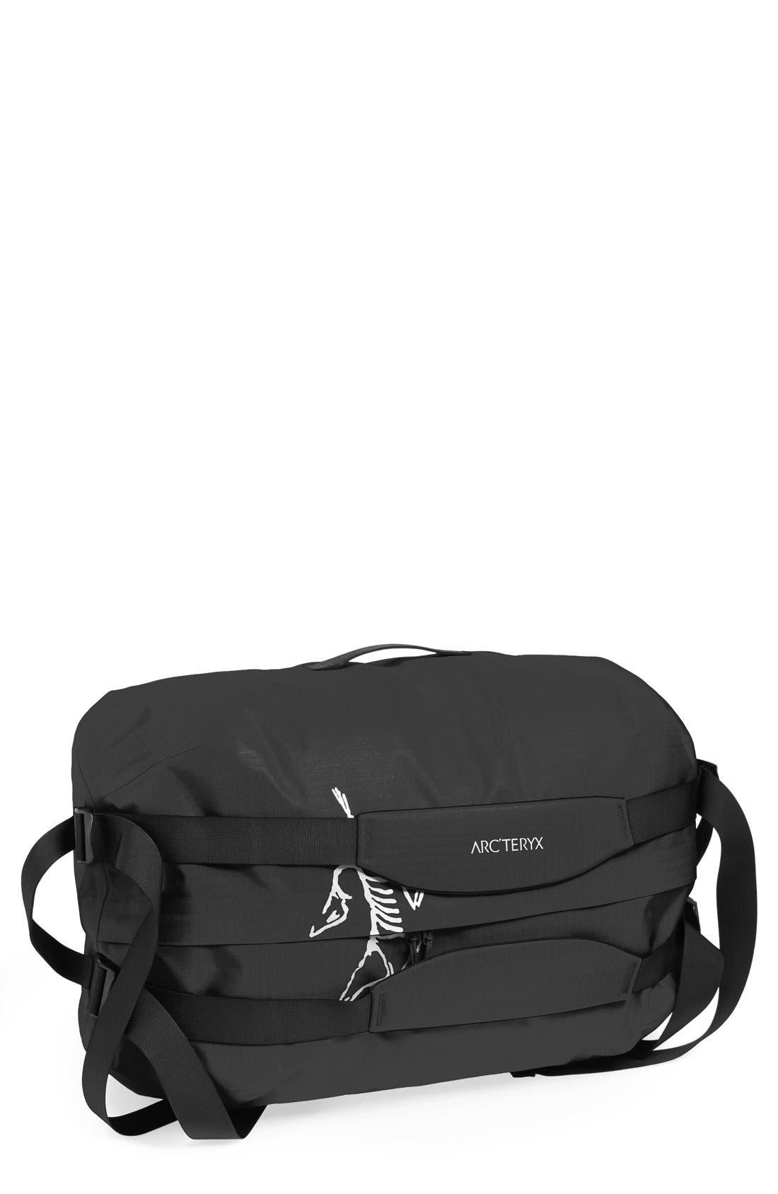 Alternate Image 1 Selected - Arc'teryx 'Carrier' Weather Resistant Convertible Duffel Bag/Backpack (50 liter)