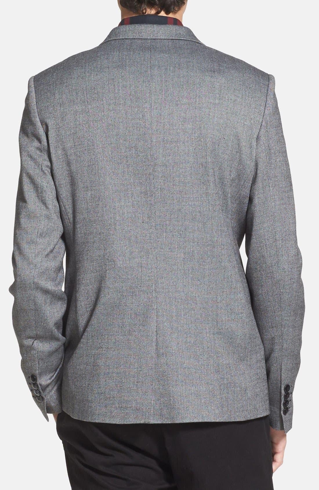 Alternate Image 2  - Topman Oxford Blazer