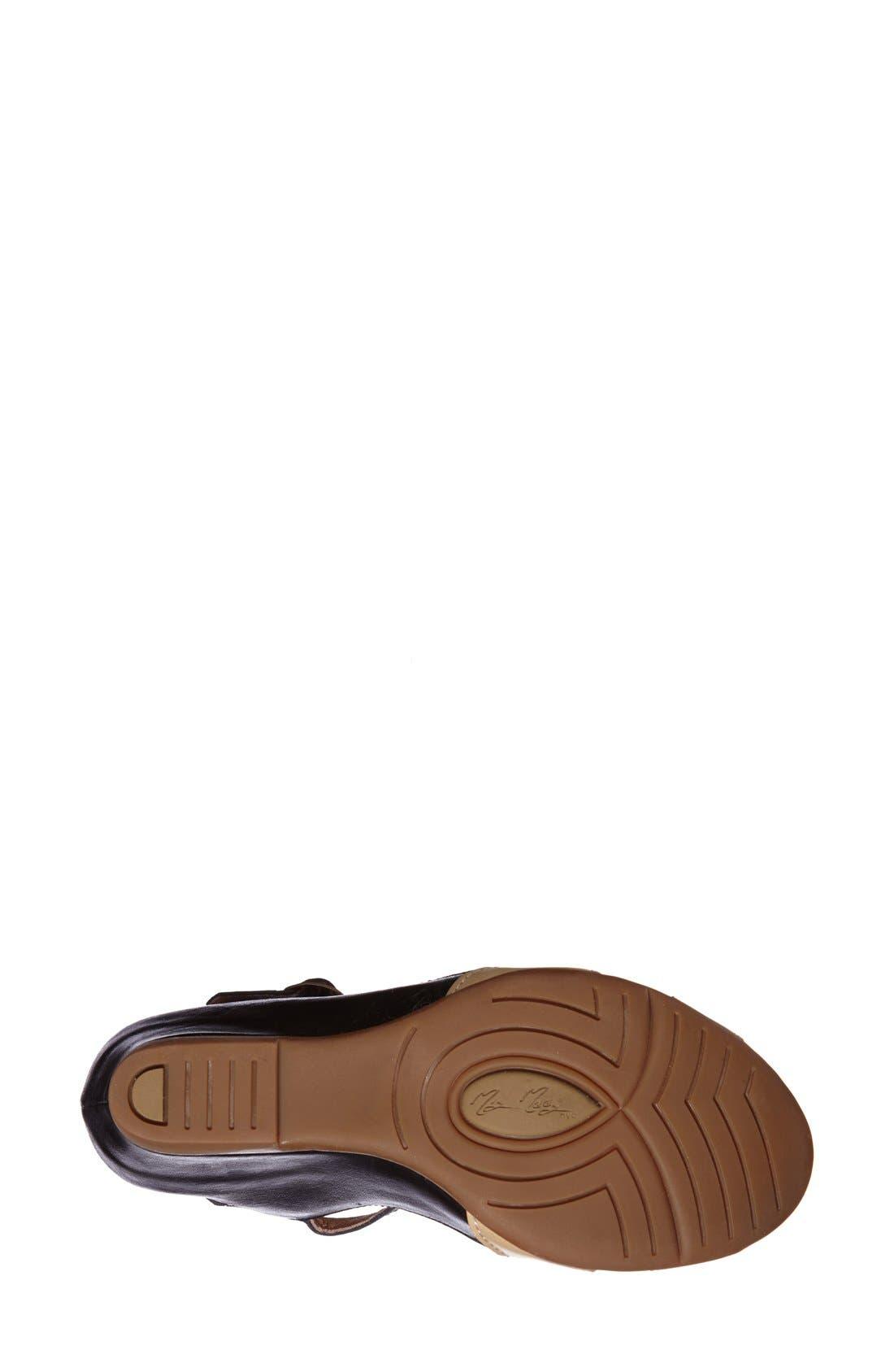 Alternate Image 4  - Miz Mooz Footwear 'Cosette' Wedge Sandal (Women)