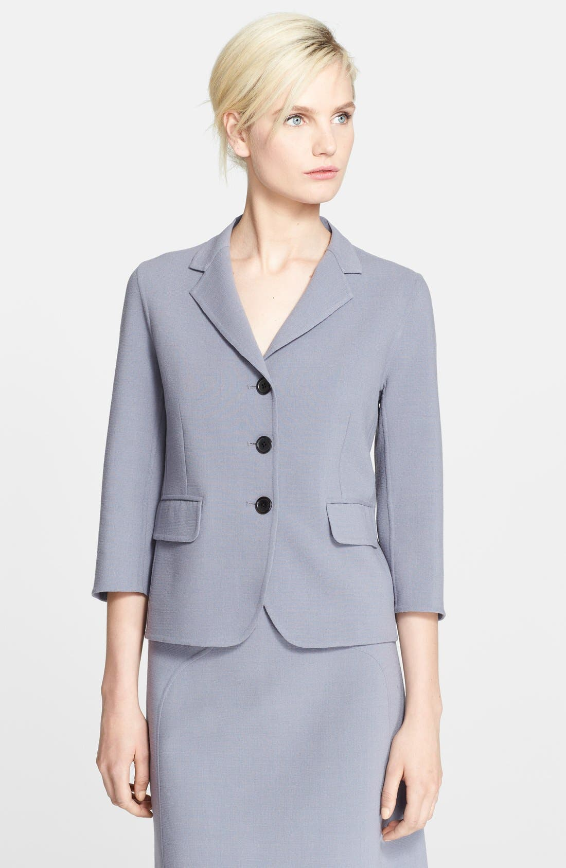 Alternate Image 1 Selected - MARC JACOBS Three Button Blazer