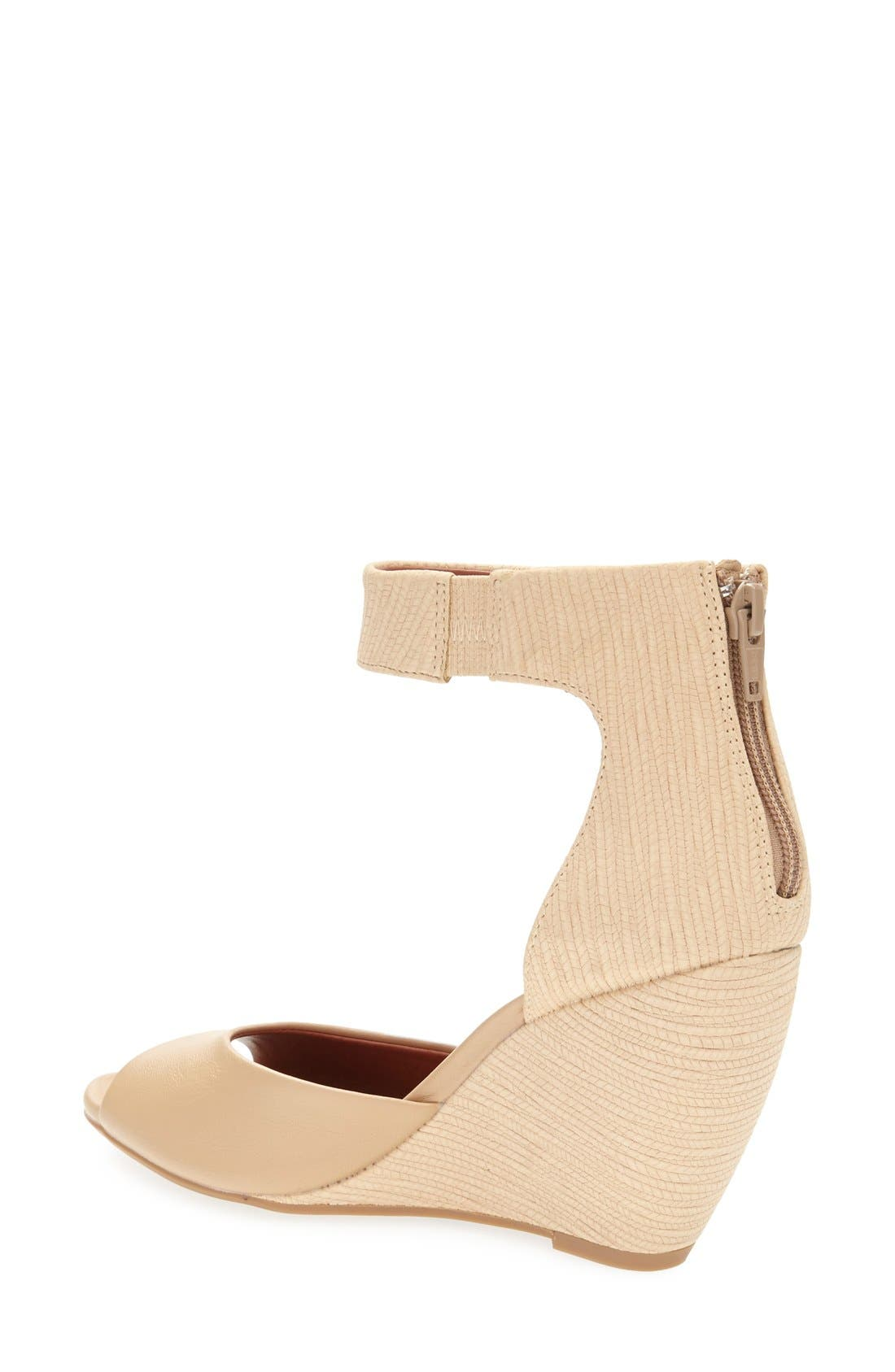 Alternate Image 2  - BC Footwear 'Deep Down' Wedge Sandal (Women)
