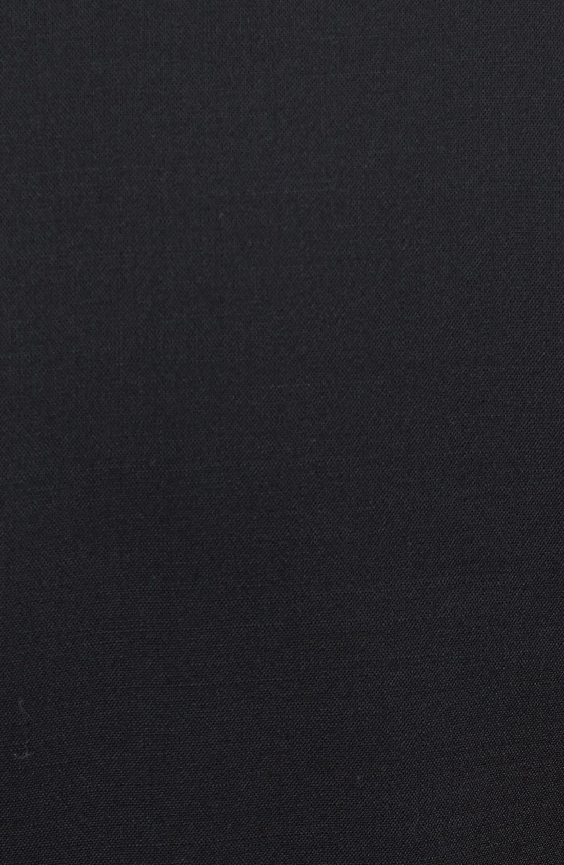 Alternate Image 3  - Max Mara 'Fiamma' Wool Crepe Dress