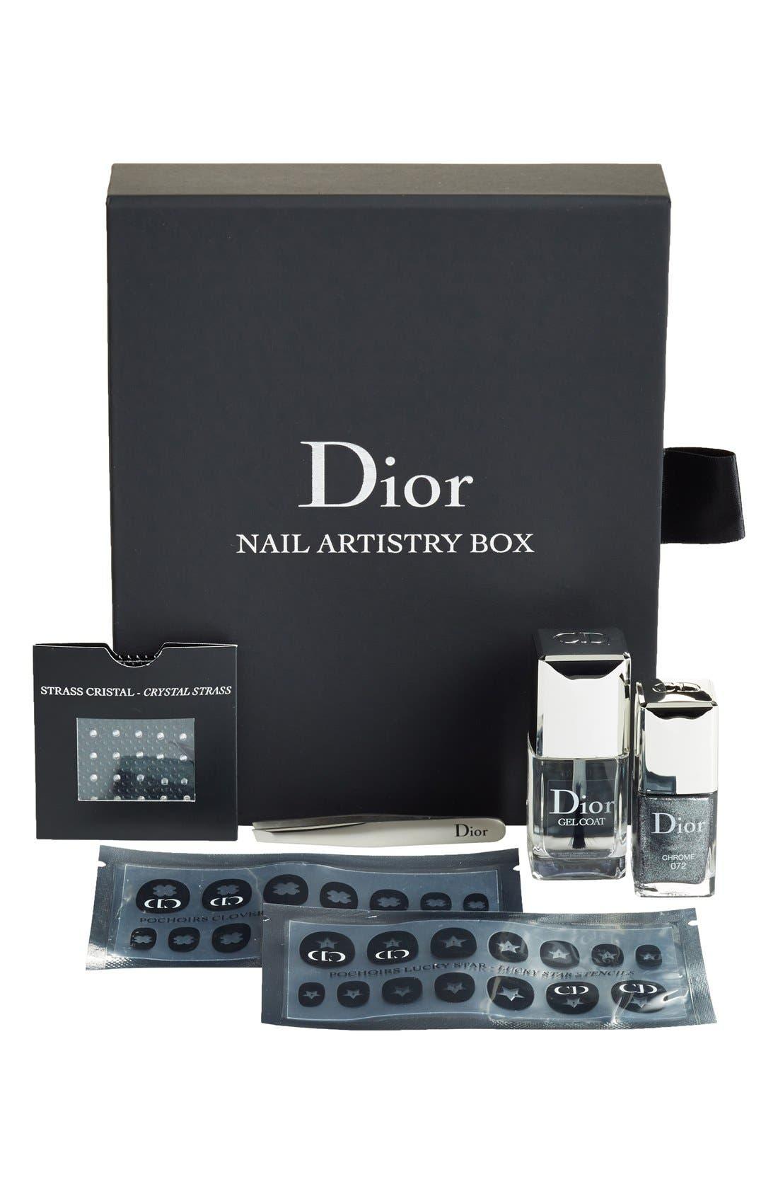 Alternate Image 1 Selected - Dior Nail Artistry Box