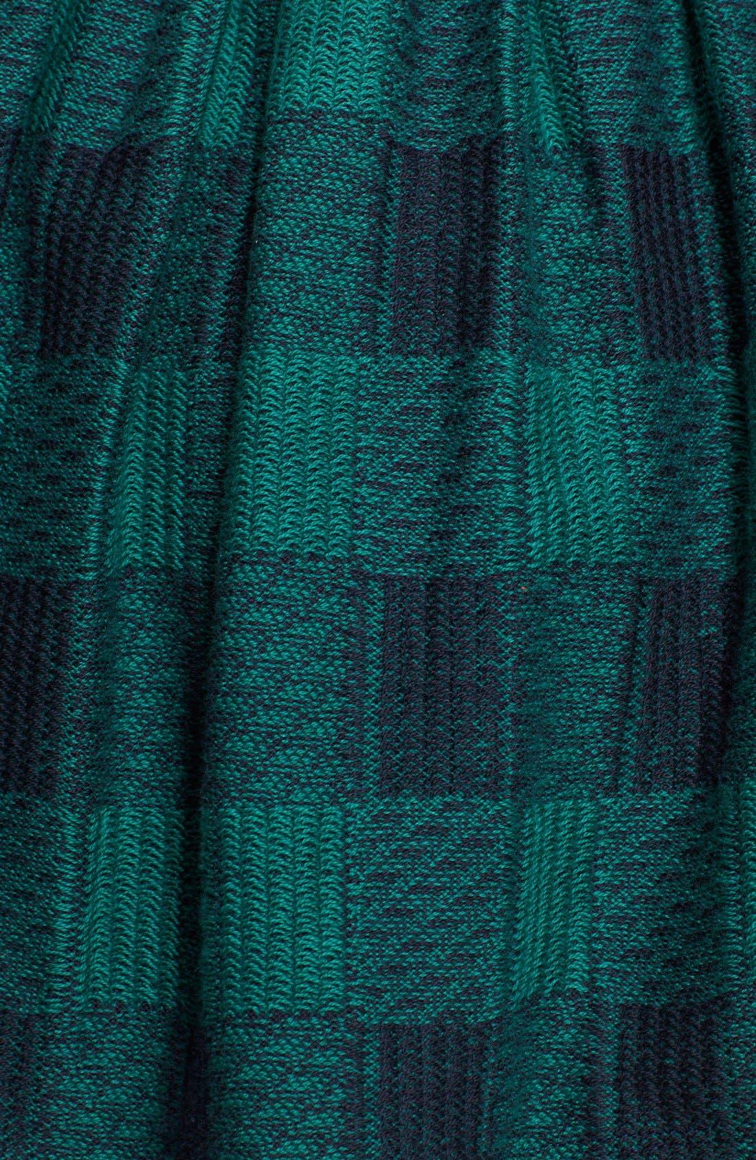 Alternate Image 3  - Free People Plaid Flared Miniskirt