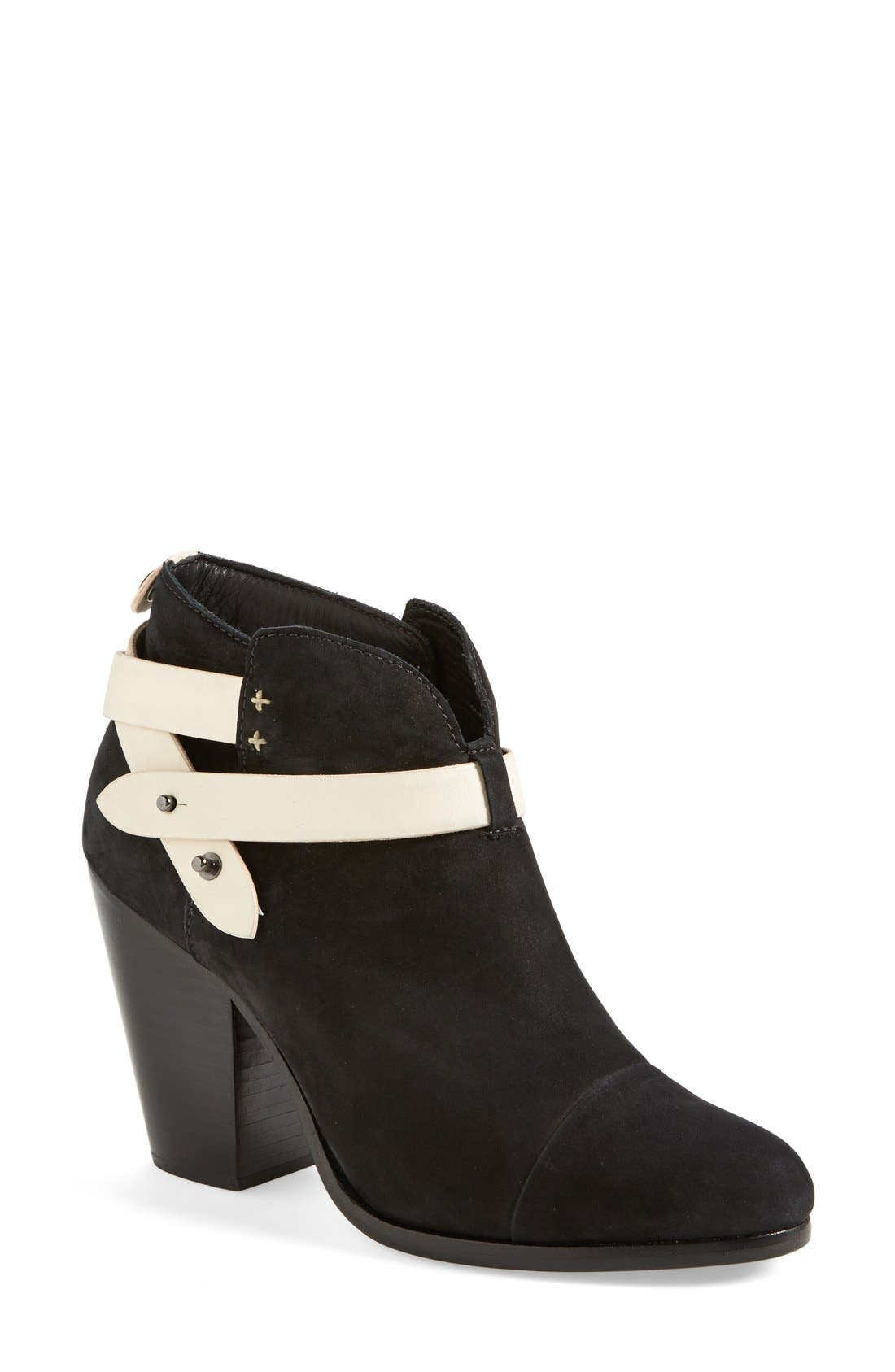Alternate Image 1 Selected - rag & bone 'Harrow' Bootie (Women)