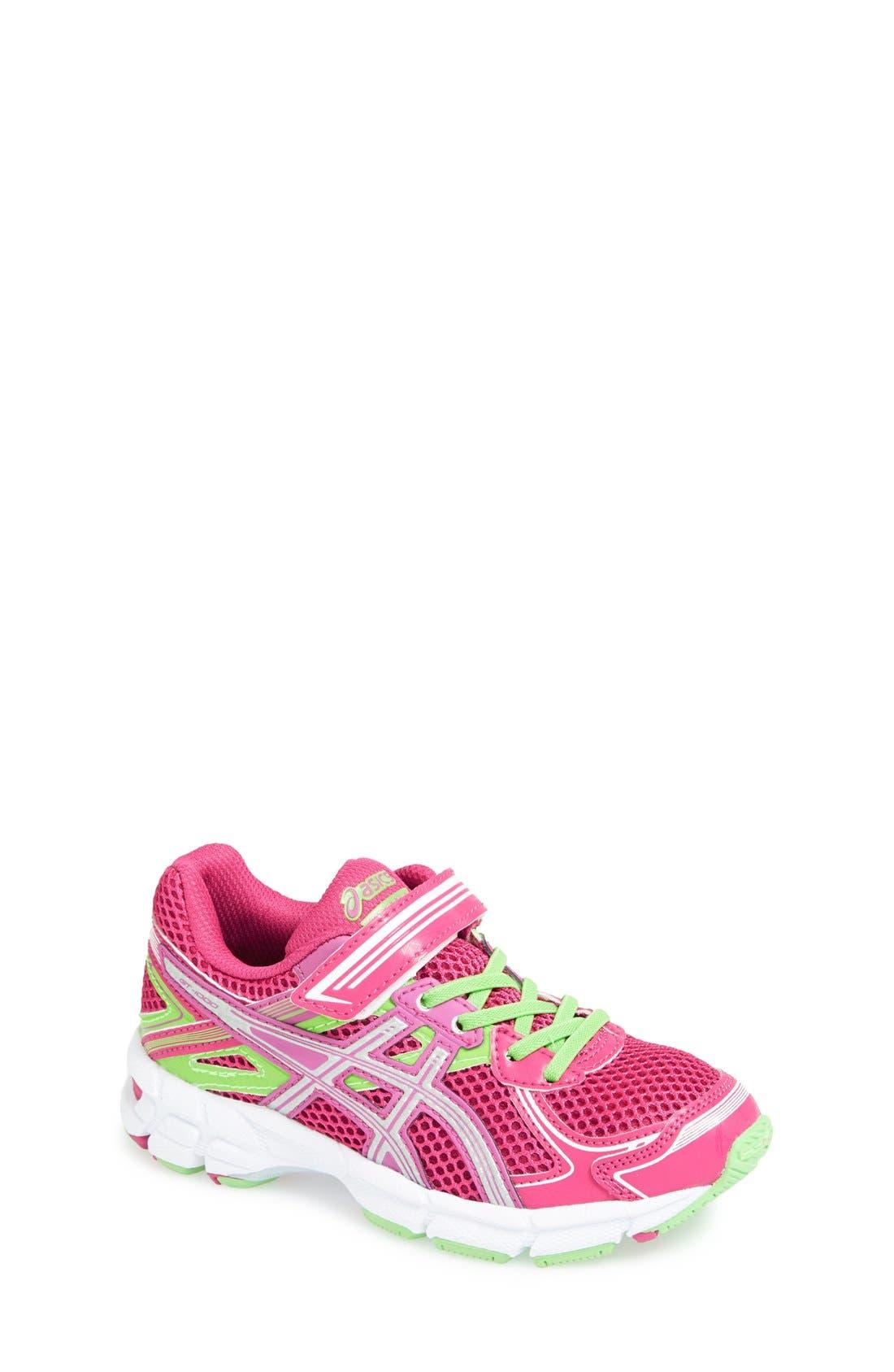 Alternate Image 1 Selected - ASICS® 'GT-1000™' Running Shoe (Toddler & Little Kid)
