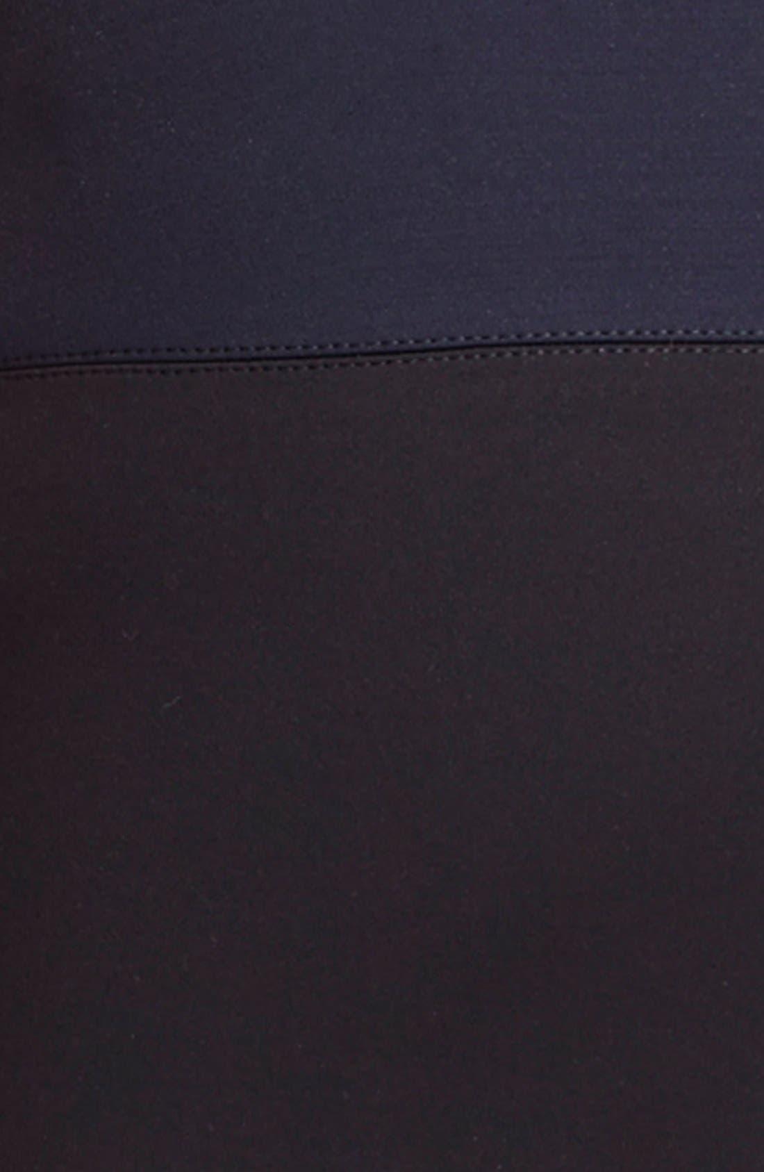 Alternate Image 3  - Lanvin Two-Tone Pencil Skirt
