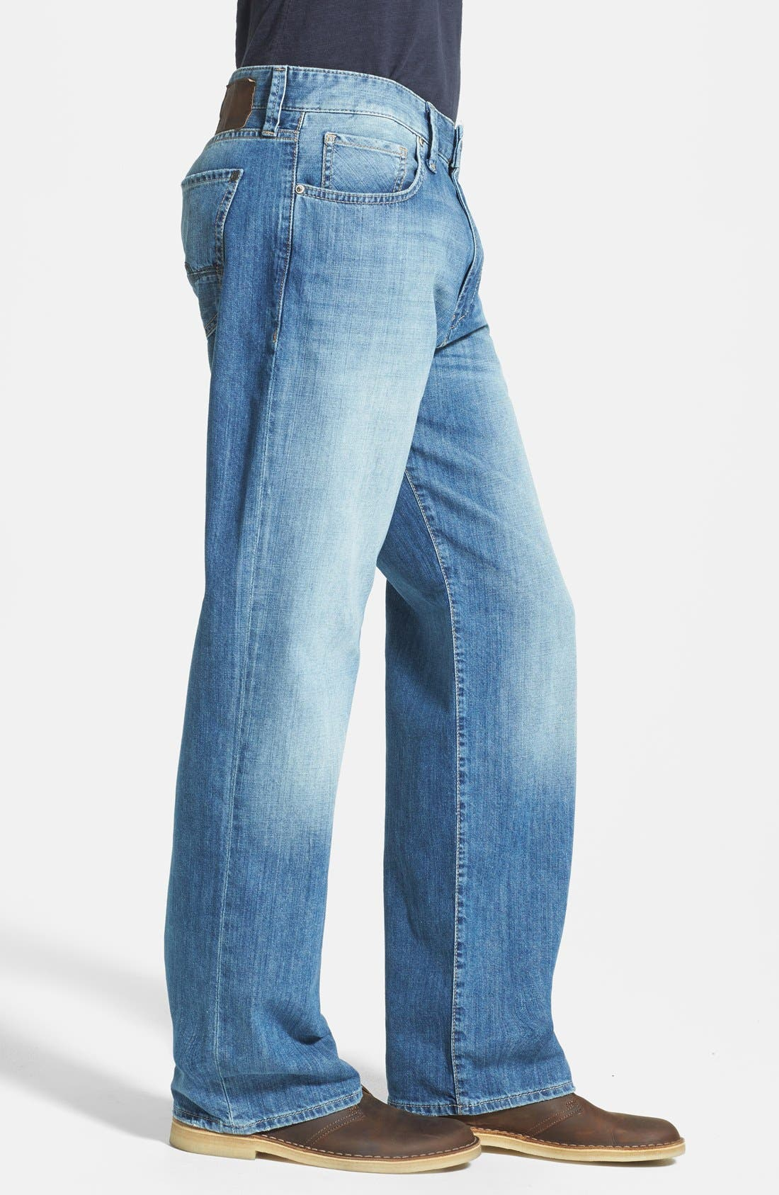 Alternate Image 3  - Mavi Jeans 'Max' Relaxed Fit Jeans (Used Summer)