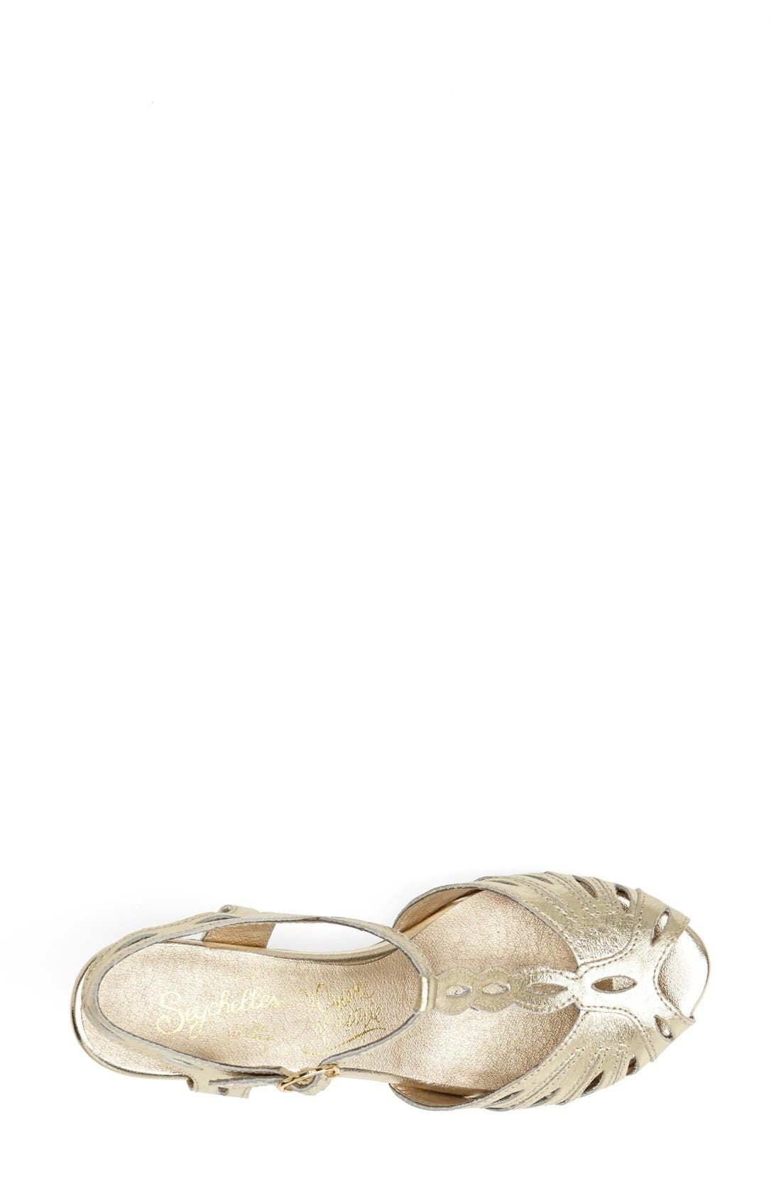 Alternate Image 3  - Seychelles 'Trip the Light - 30th Anniversary' T-Strap Sandal