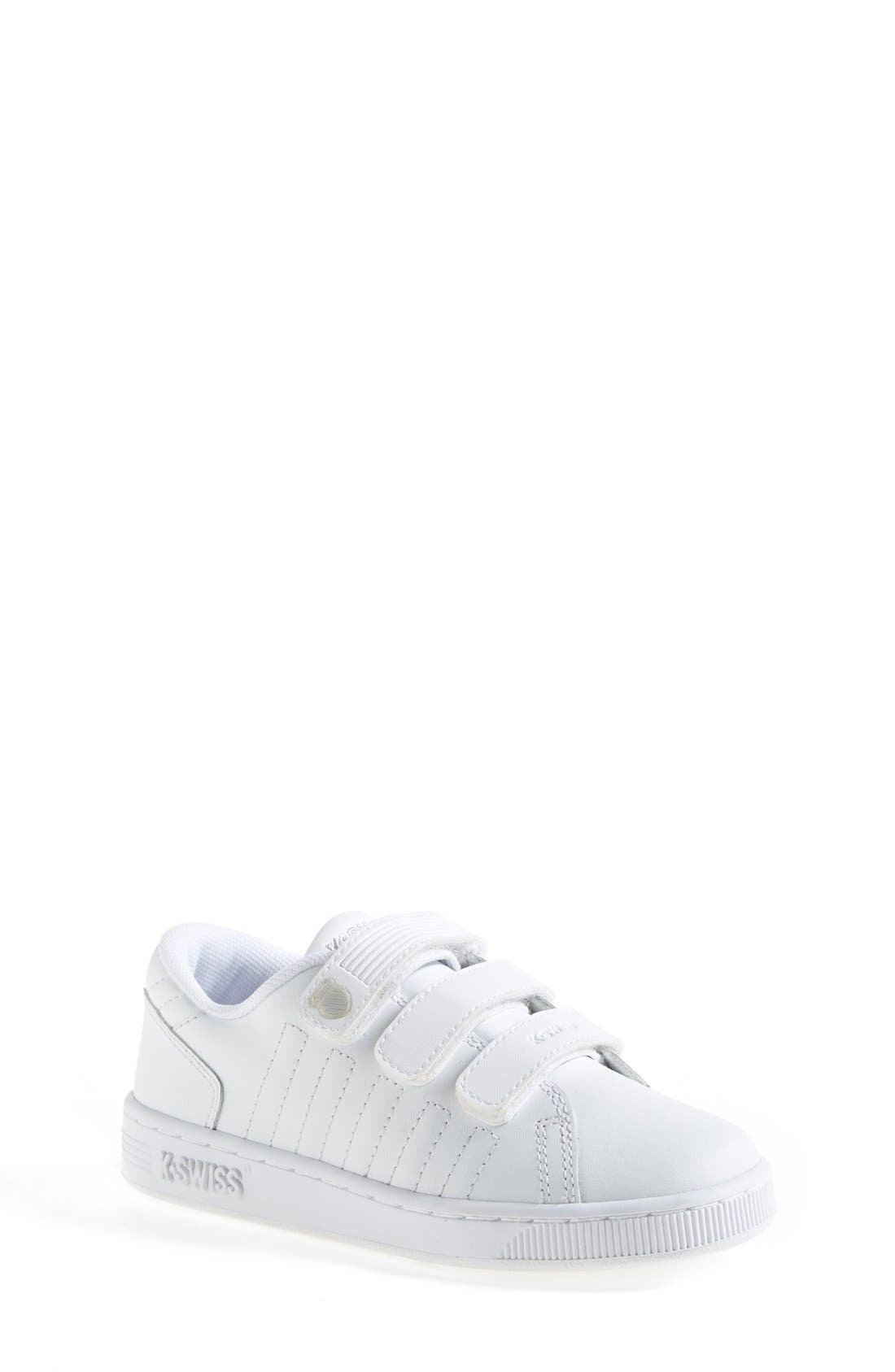 Alternate Image 1 Selected - K-Swiss 'Lozan' Sneaker (Toddler & Little Kid)