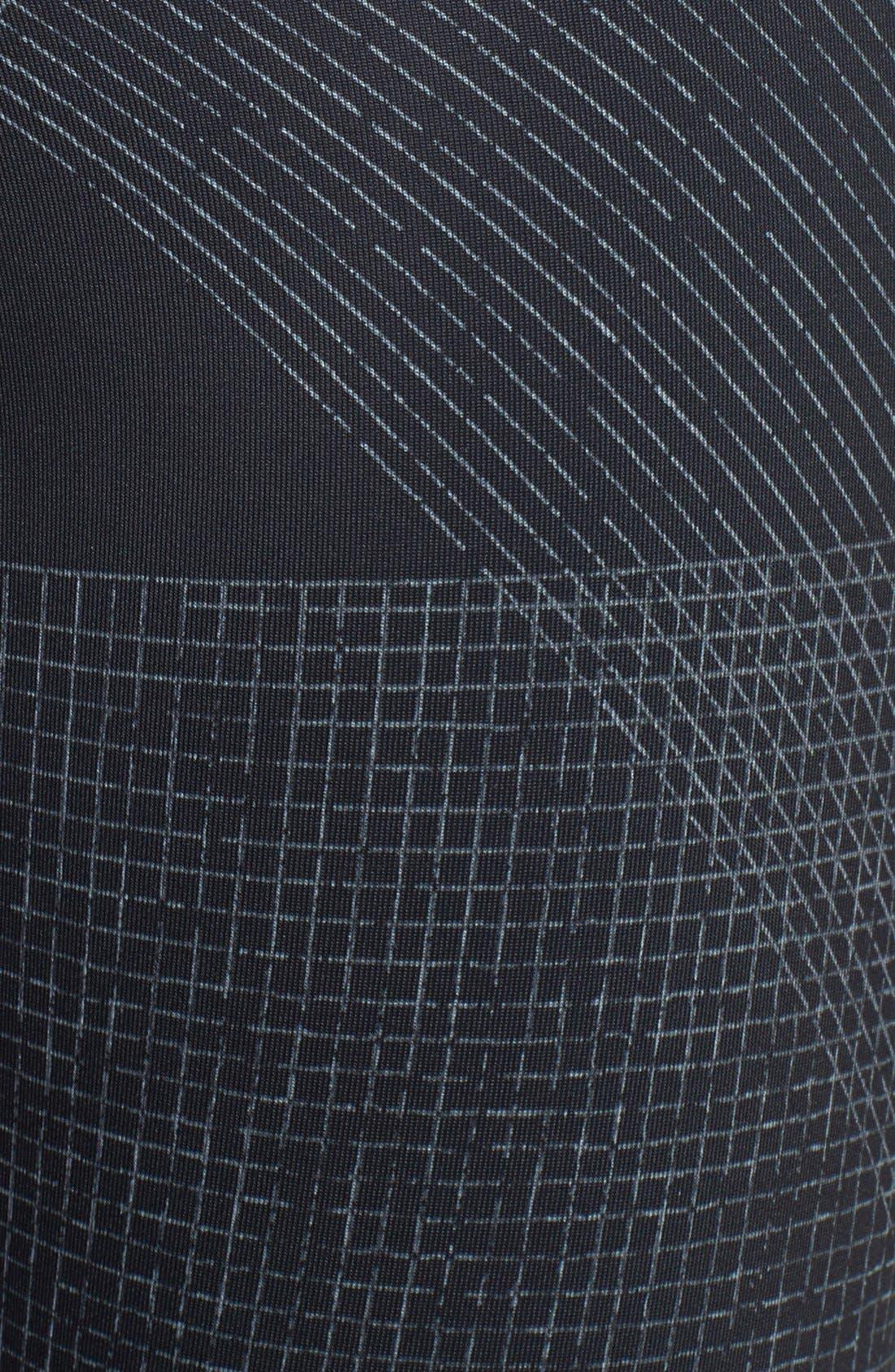 Alternate Image 4  - Nike 'Fast Track' Dri-FIT Print Leggings