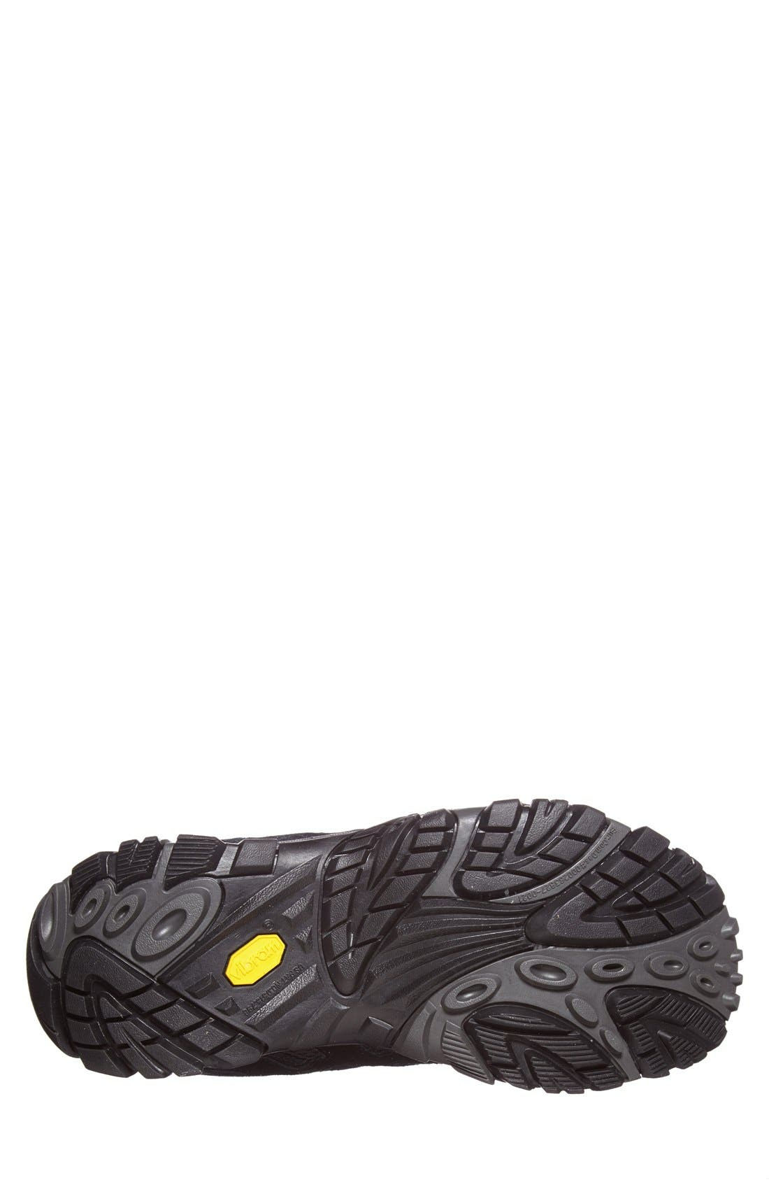 Alternate Image 3  - Merrell 'Moab Ventilator' Hiking Shoe (Men)