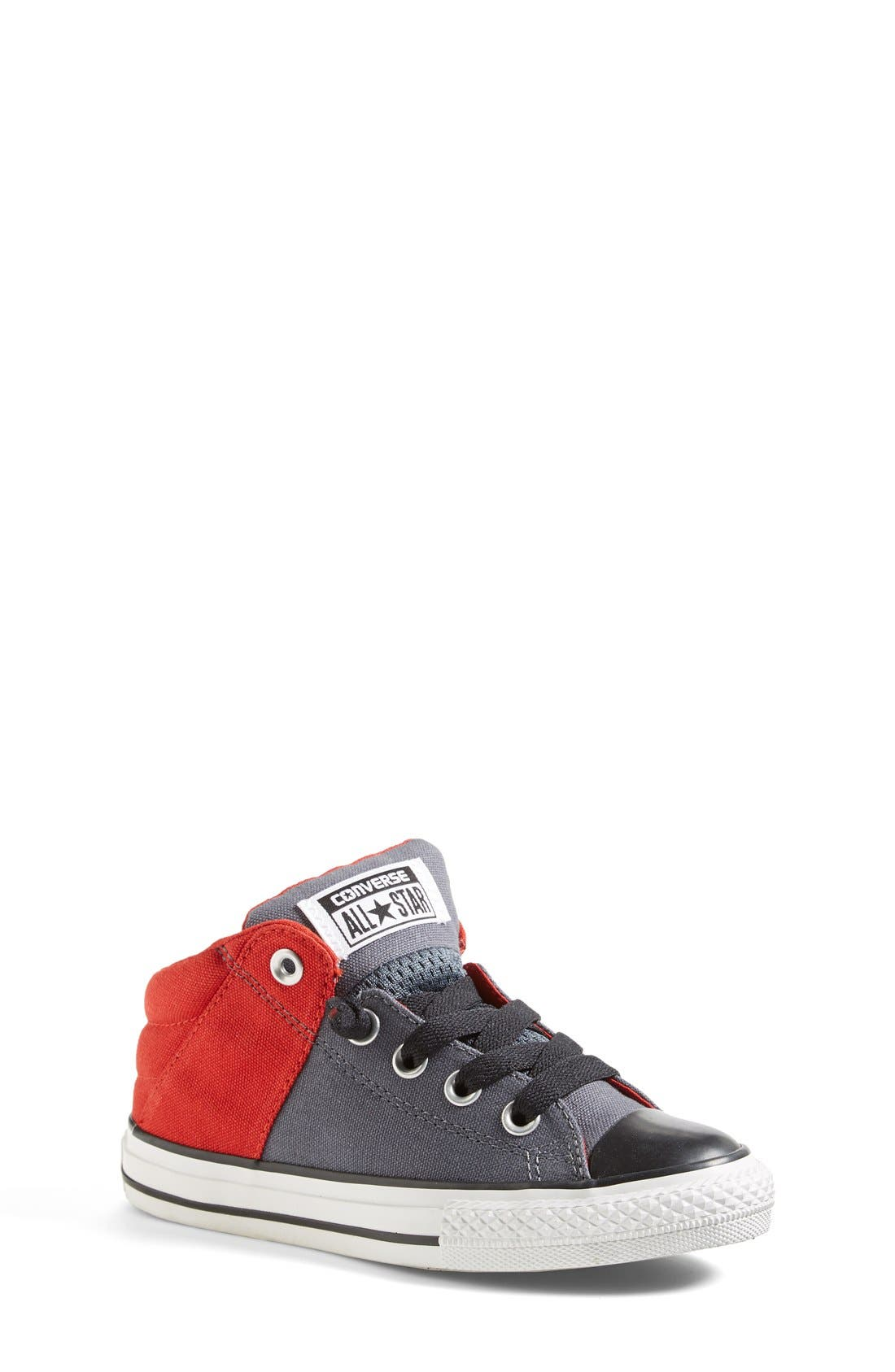 Main Image - Converse Chuck Taylor® All Star® 'Axel' Mid Top Sneaker (Toddler, Little Kid & Big Kid)