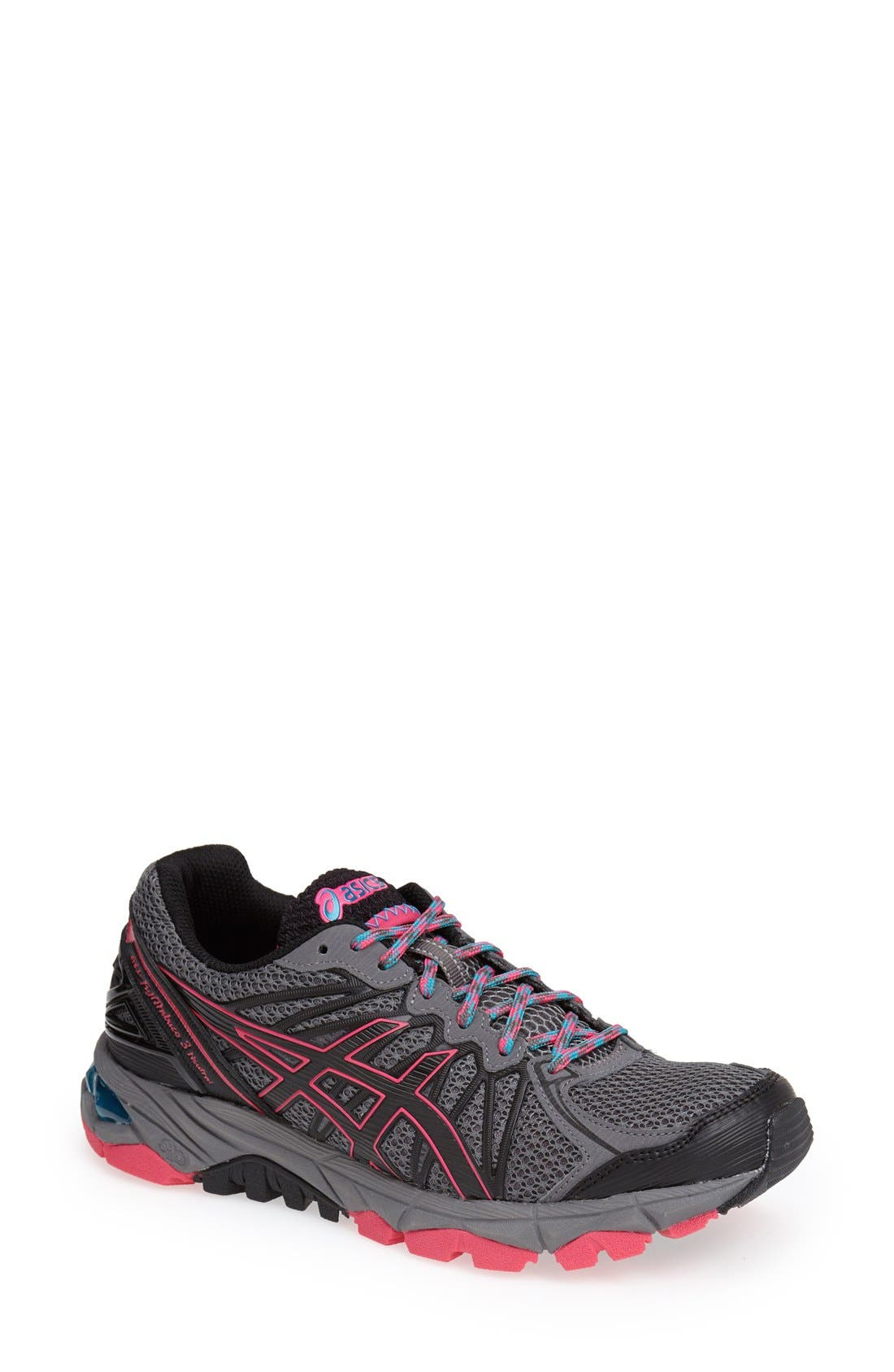 Main Image - ASICS® 'GEL- FujiTrabuco™ 3' Running Shoe (Women)