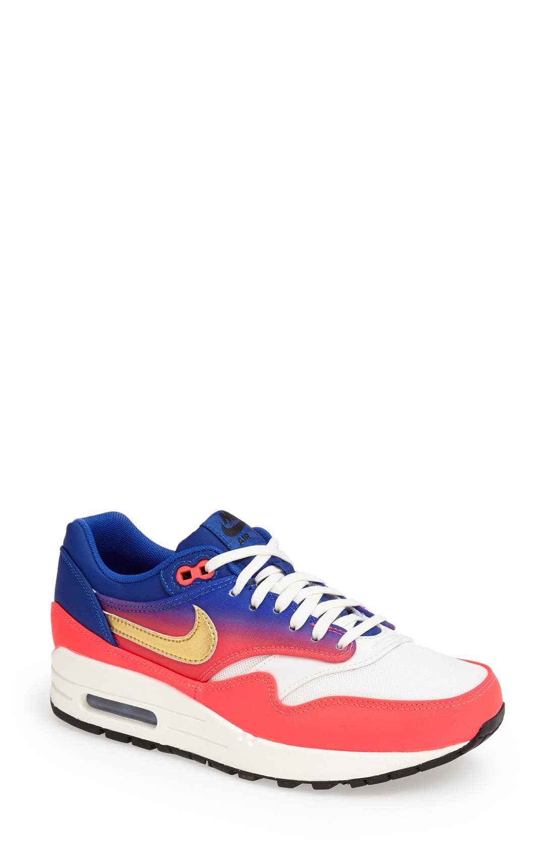 Alternate Image 1 Selected - Nike 'Air Max 1 Vintage' Sneakers (Women)