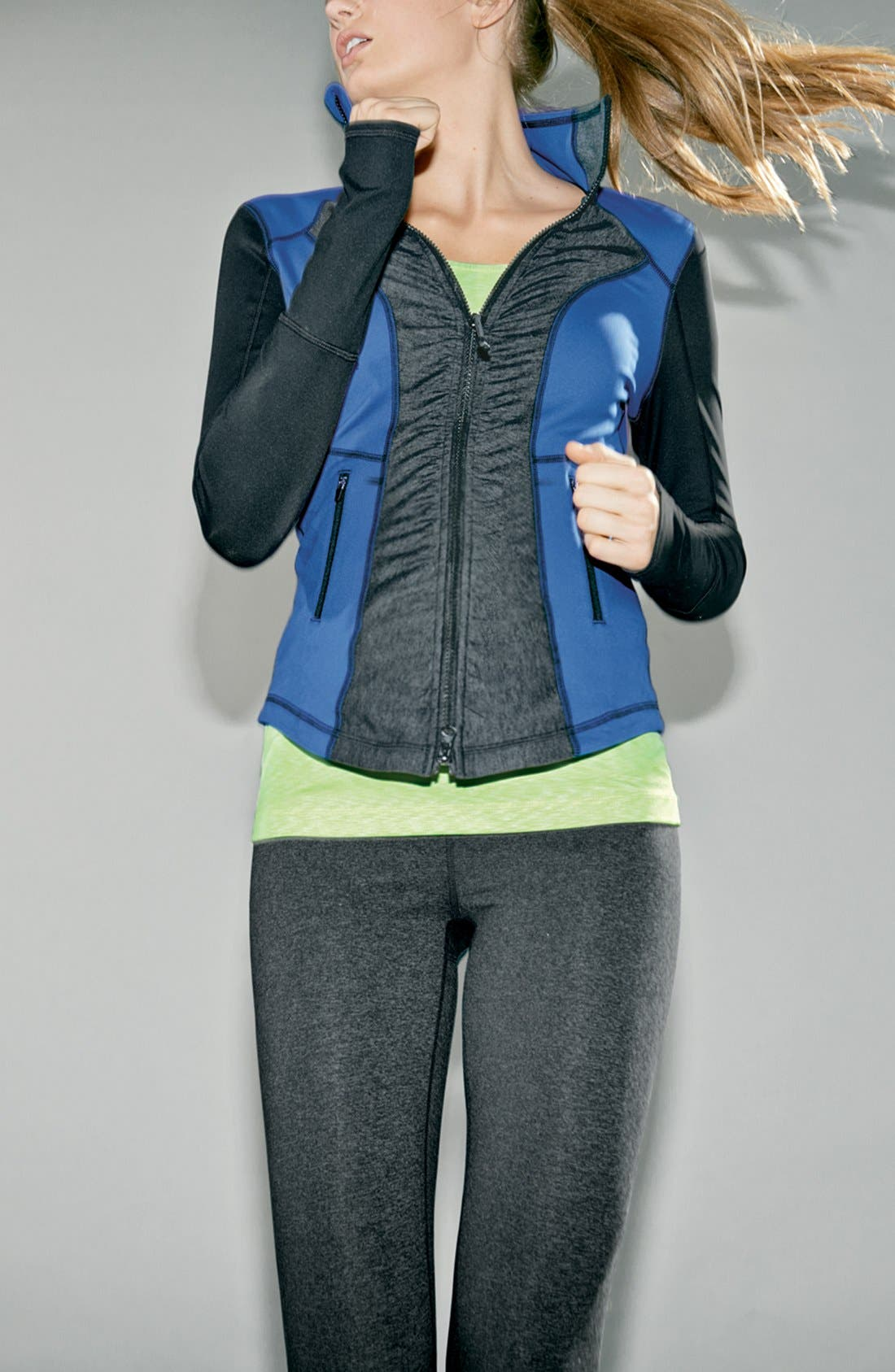 Alternate Image 6  - Zella 'Essential' Jacket