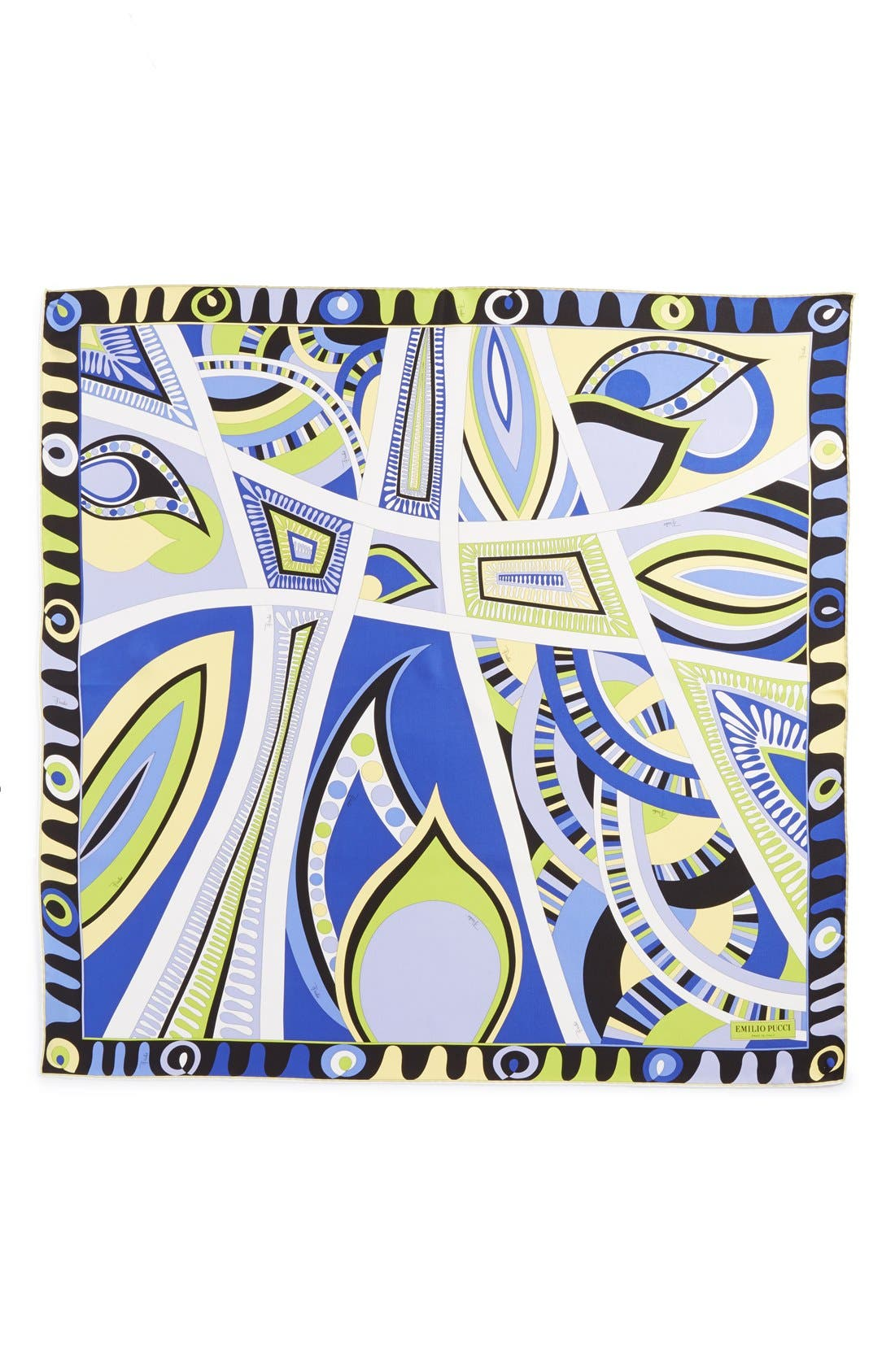 Alternate Image 2  - Emilio Pucci 'Taitu Show' Silk Scarf