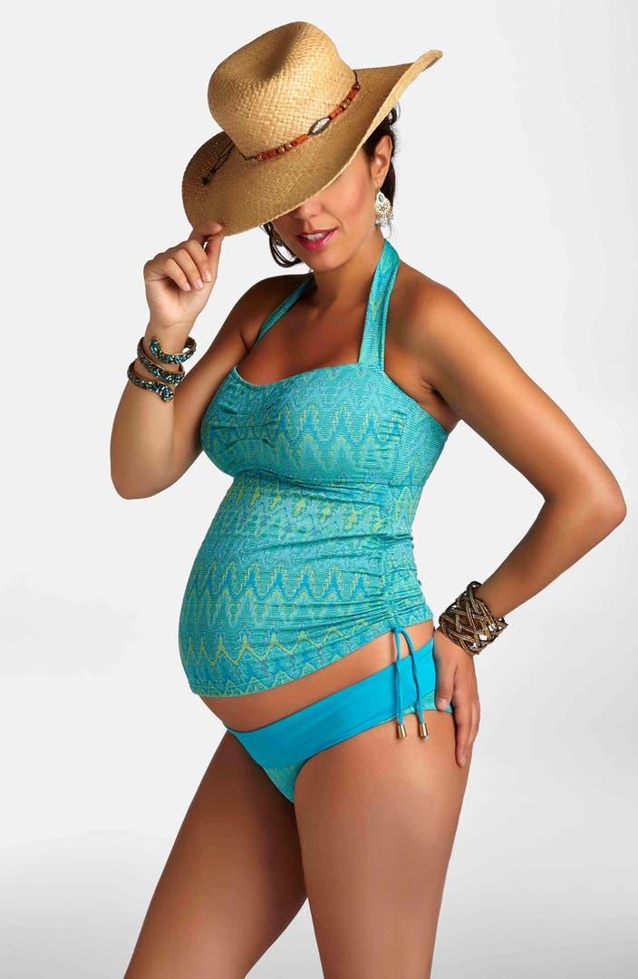 e6f6b71e68006 Maternity Swimwear Synchronize Your Swim. Discover the latest trends in maternity  swimwear when you shop
