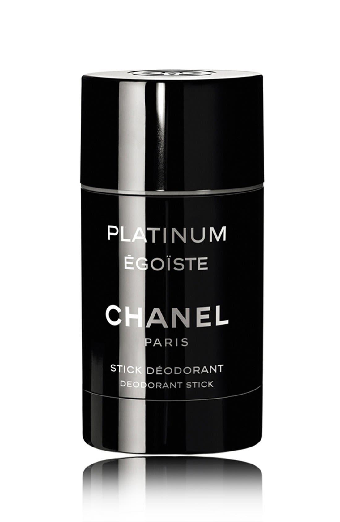 CHANEL PLATINUM ÉGOÏSTE  Deodorant Stick