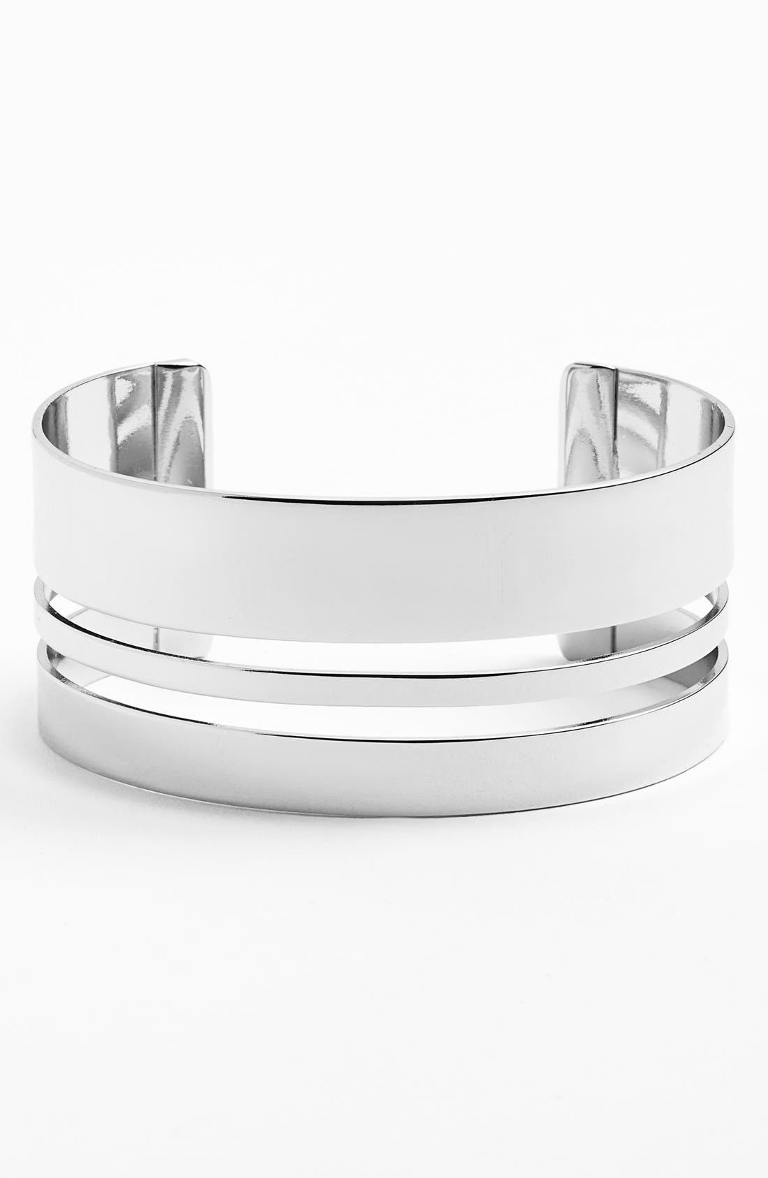 Alternate Image 1 Selected - Nordstrom Cutout Cuff